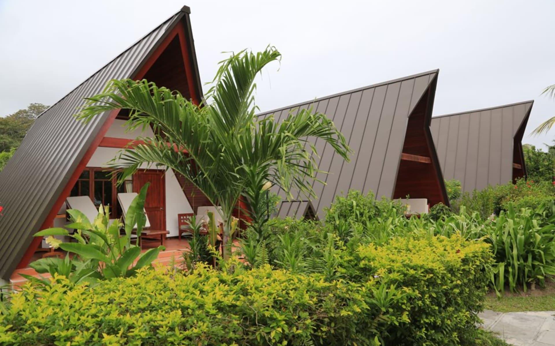 La Digue Island Lodge: Garden Chalet