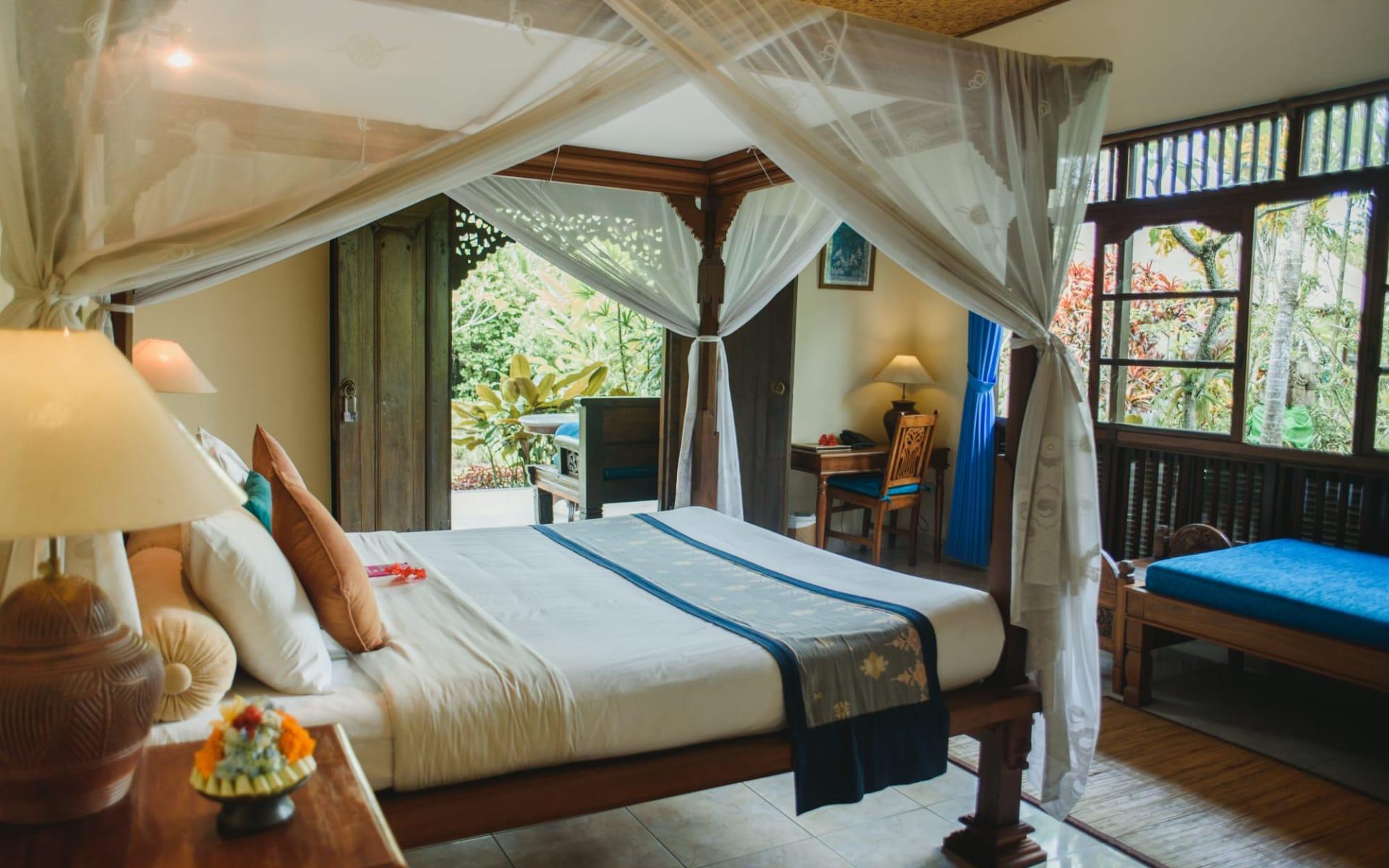 Alam Shanti in Ubud: Garden House | Laksmi
