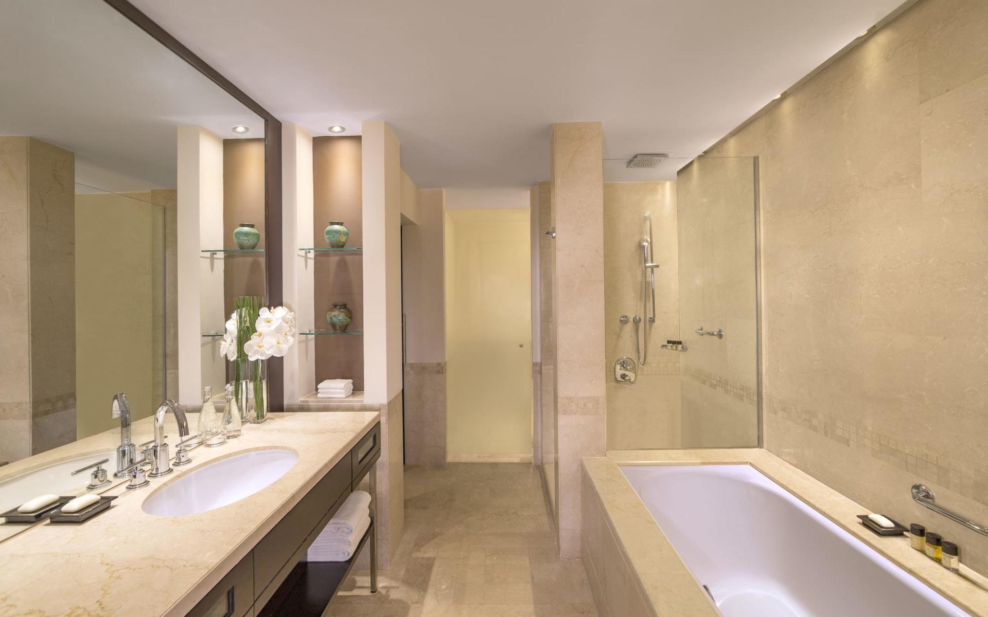 Grand Hyatt in Doha:  Grand