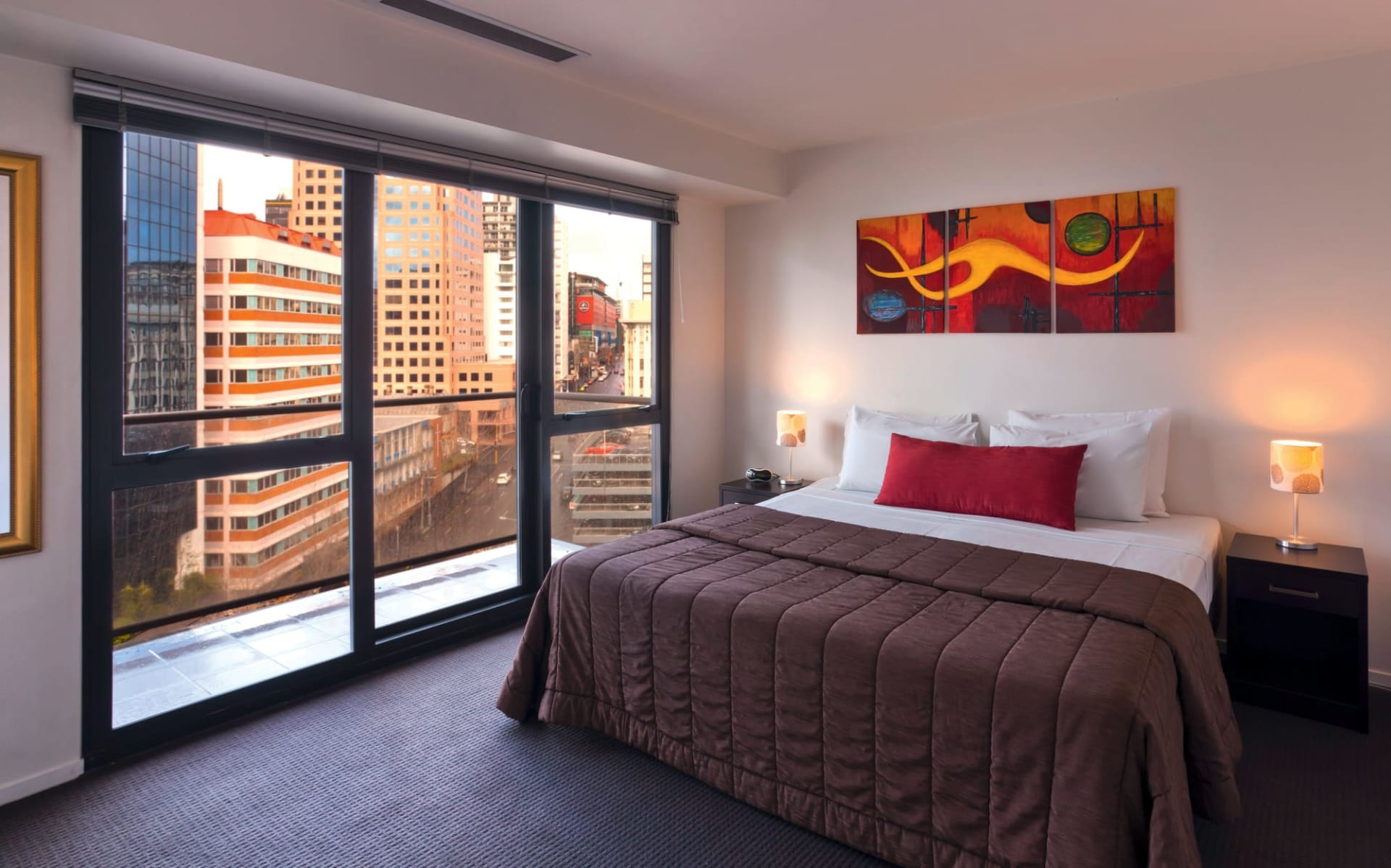 Grand Chancellor Auckland City: Grand Chancellor Hotel Auckland City - 1-Bedroom Suite