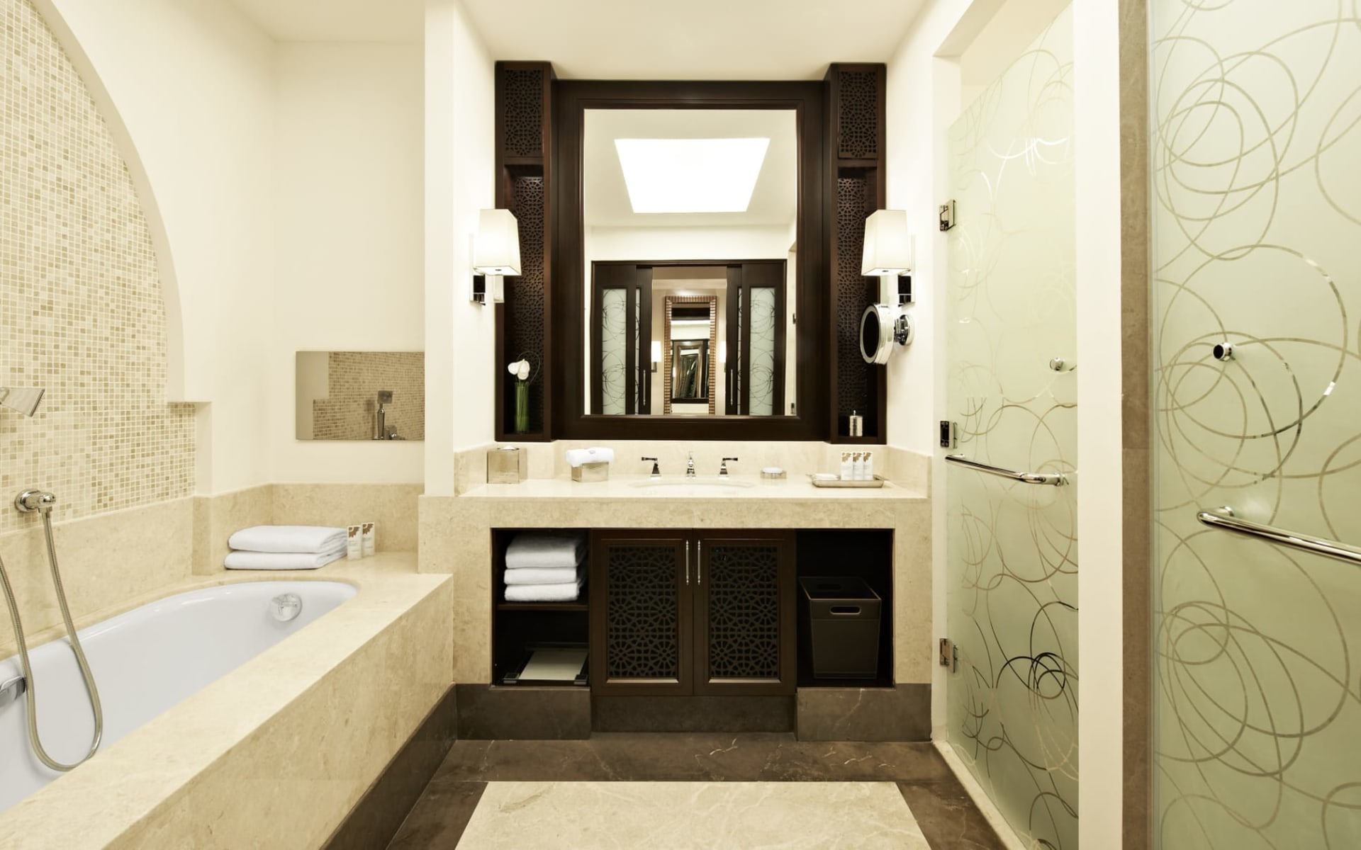 St. Regis Doha:  Grand Deluxe
