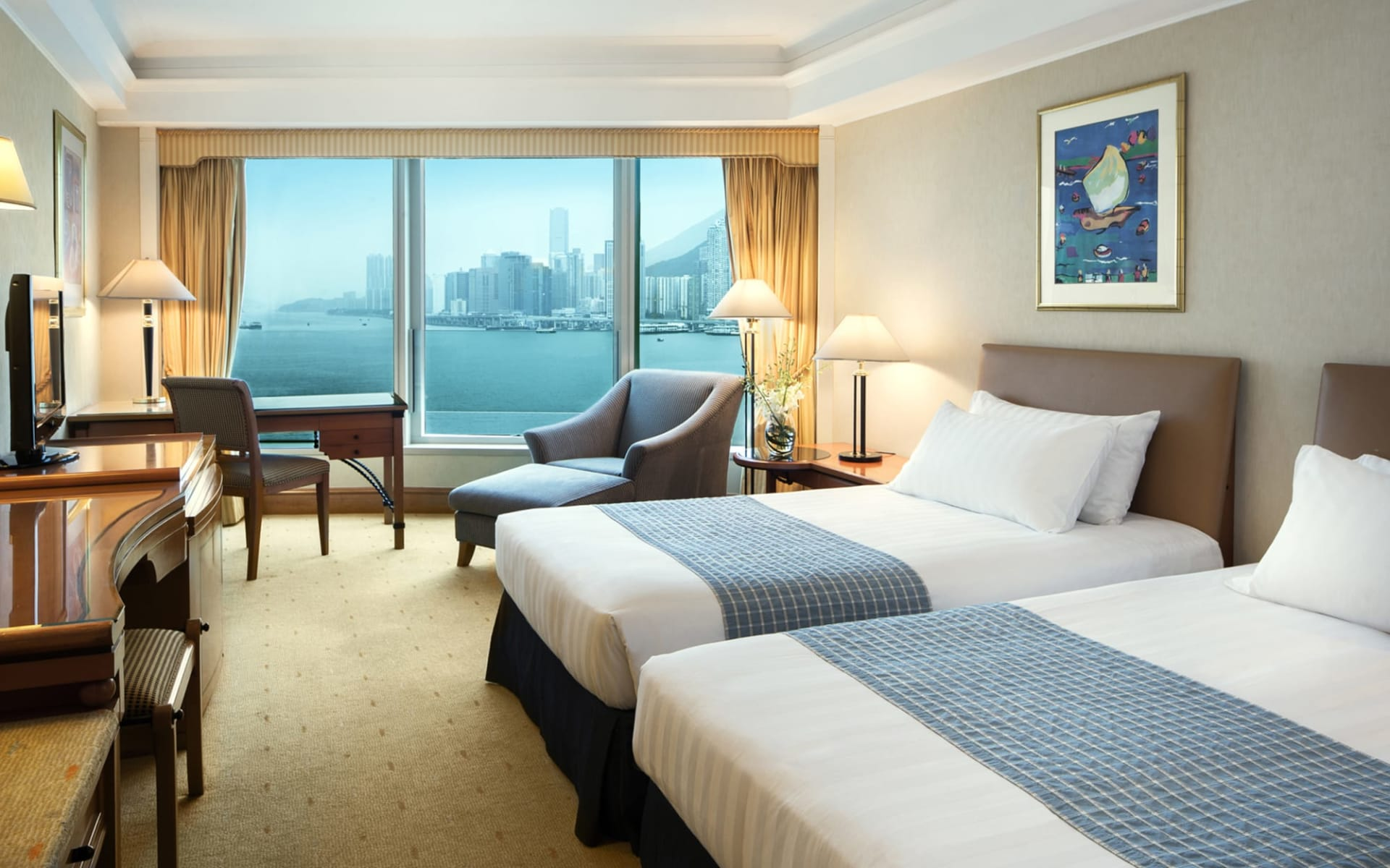 Harbour Grand Kowloon in Hong Kong: Harbourview