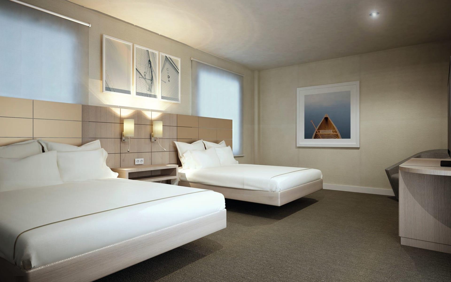 Hilton Garden Inn South Beach in Miami Beach:  Hilton Garden Inn South Beach - Standard