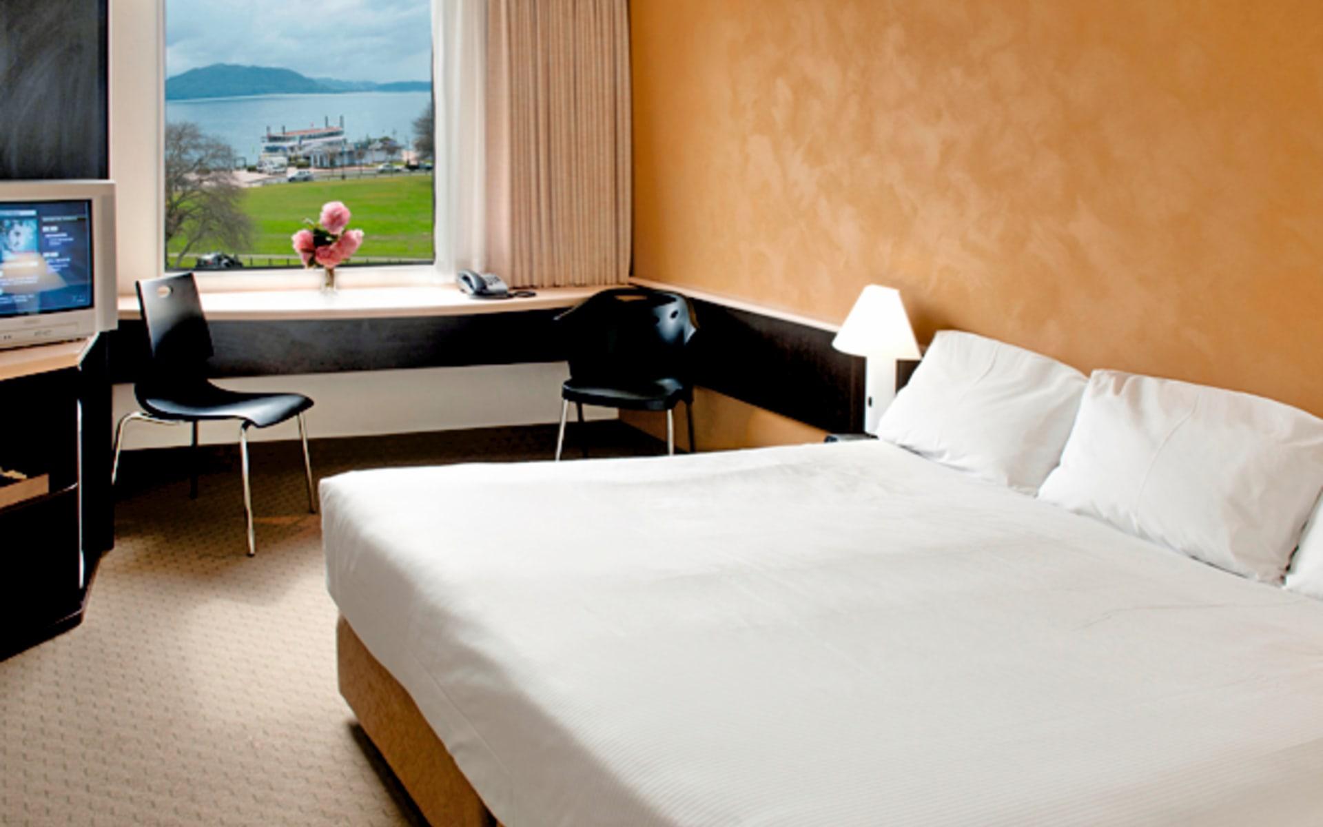 Hotel Ibis Rotorua:  Hotel Ibis Rotorua - Superior Lakeside Room