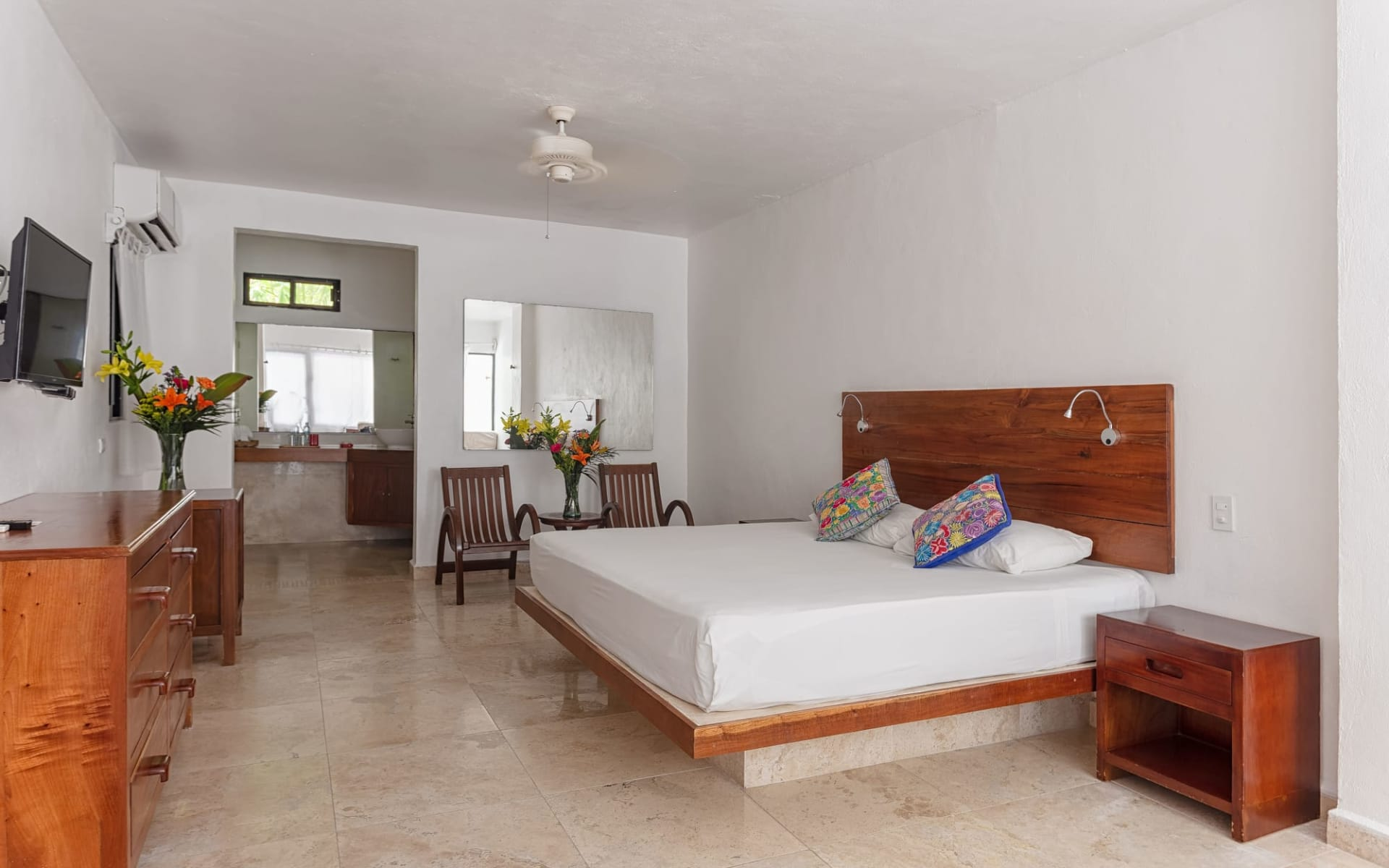 Na Balam Beach Hotel in Isla Mujeres:  Hotel49