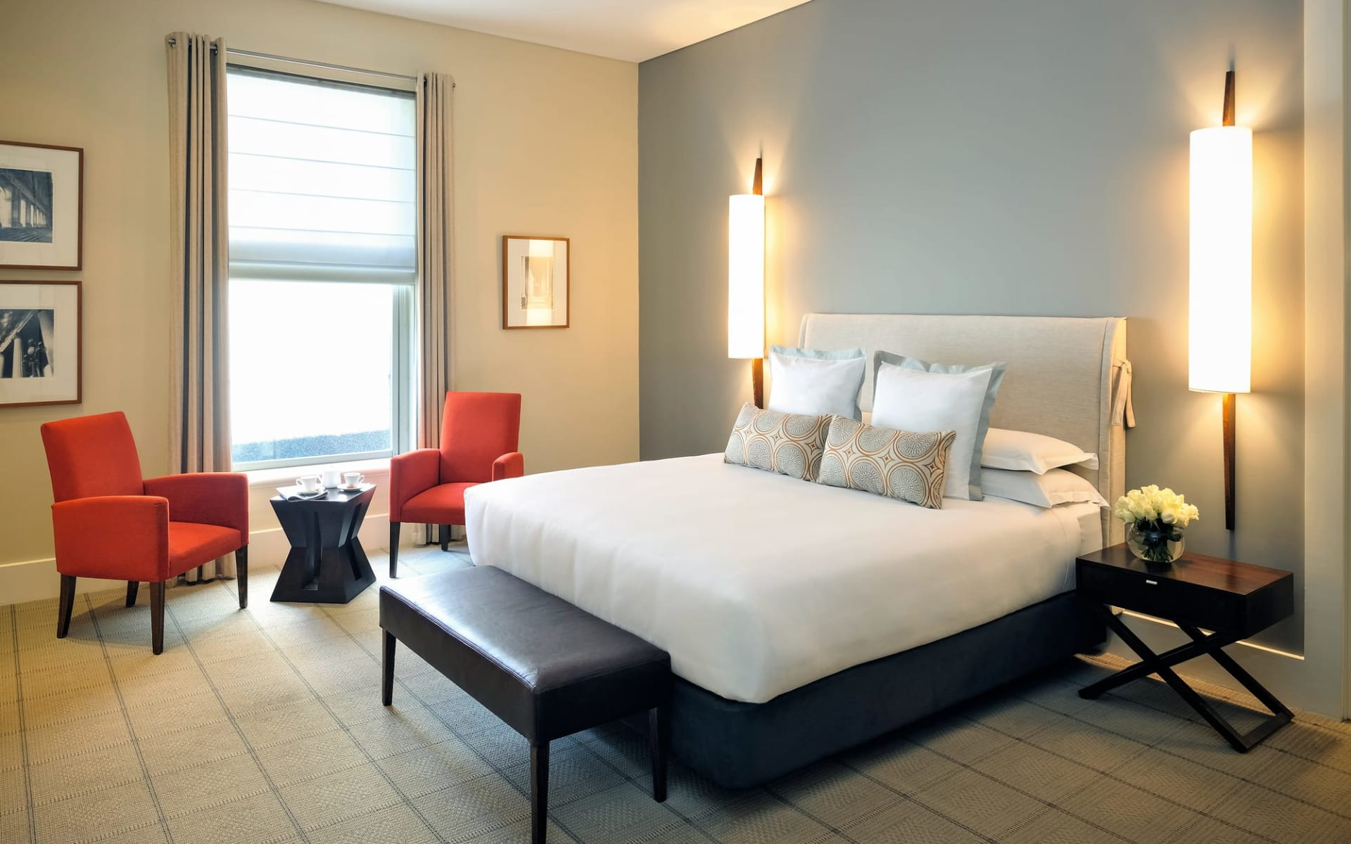 Lindrum Hotel - MGallery by Sofitel in Melbourne:  Lindrum Hotel MGallery Collection - Superior Room