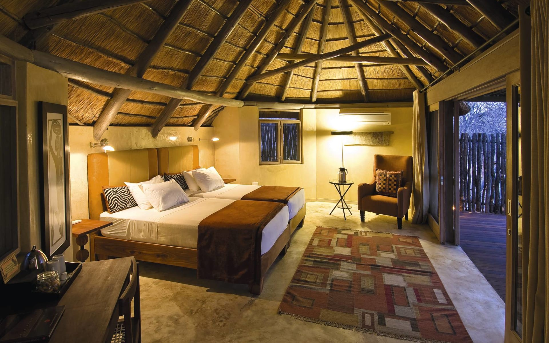 Ongava Little Ongava in Etosha Nationalpark: Little Ongava - Suite
