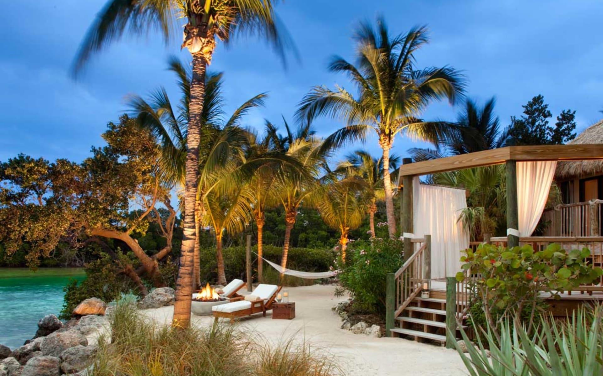 Little Palm Island Resort & Spa in Little Torch Key: Little Palm Island-Suite-Exterior-horz