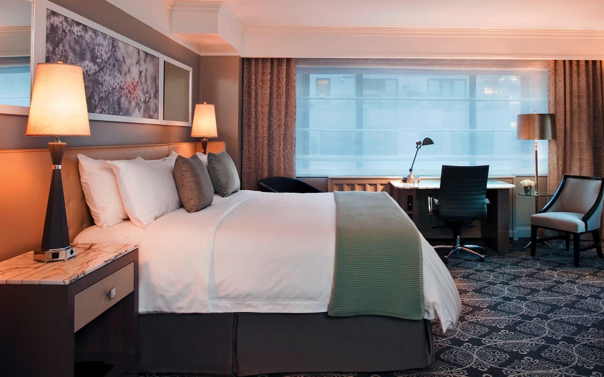 Loews Regency New York Hotel in New York - Manhattan: Loews Regency - Doppelzimmer