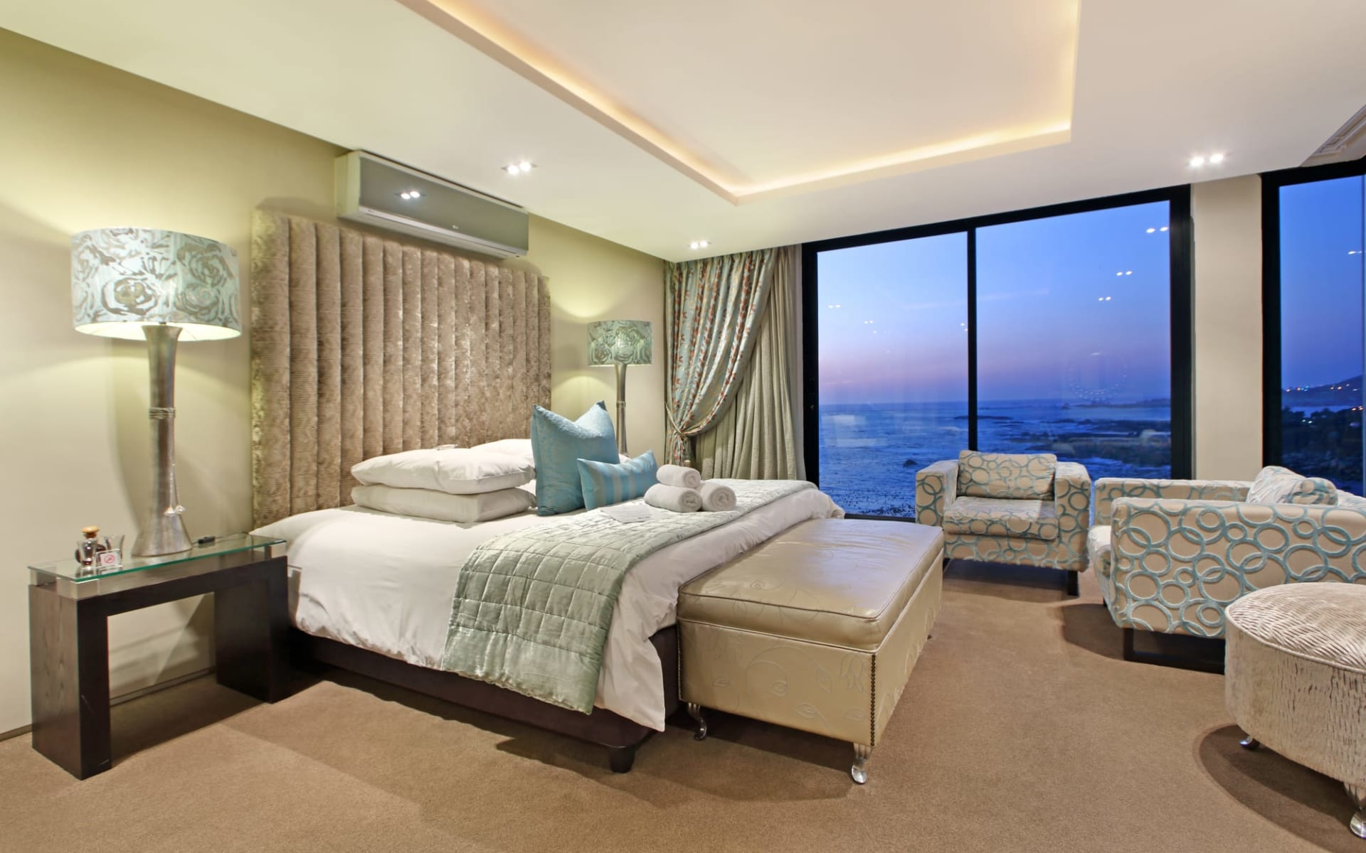 Azamare in Camps Bay:  Luxury Suite