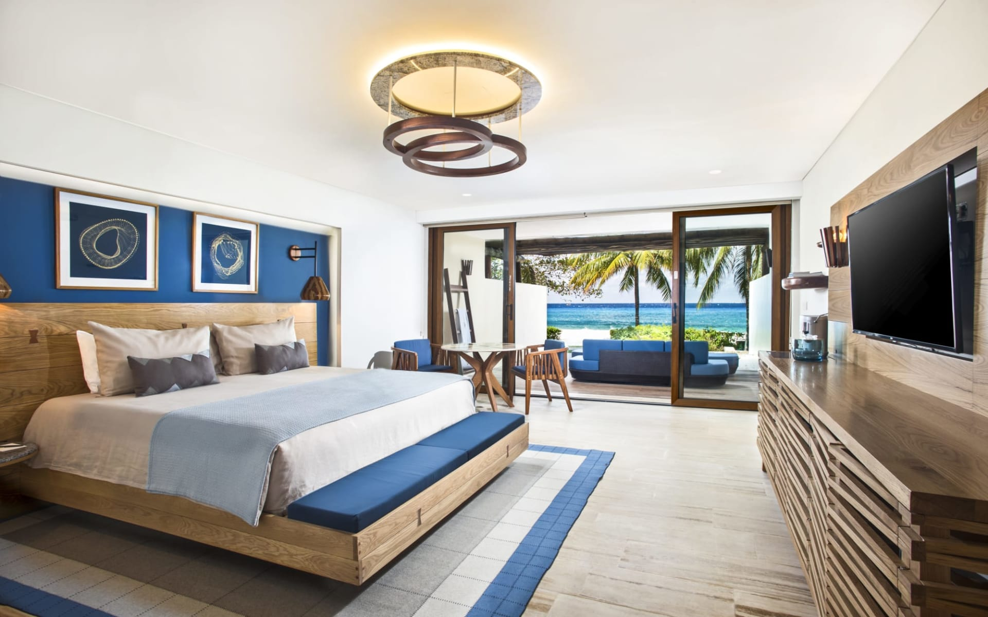 Hotel Presidente Inter-Continental in Cozumel:  m.1 Luxury Beach Front King