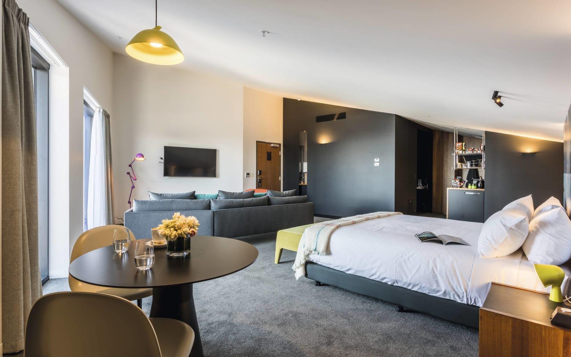 Macq 01 in Hobart:  MACq01 Hobart - Superior Corner Suite 2017