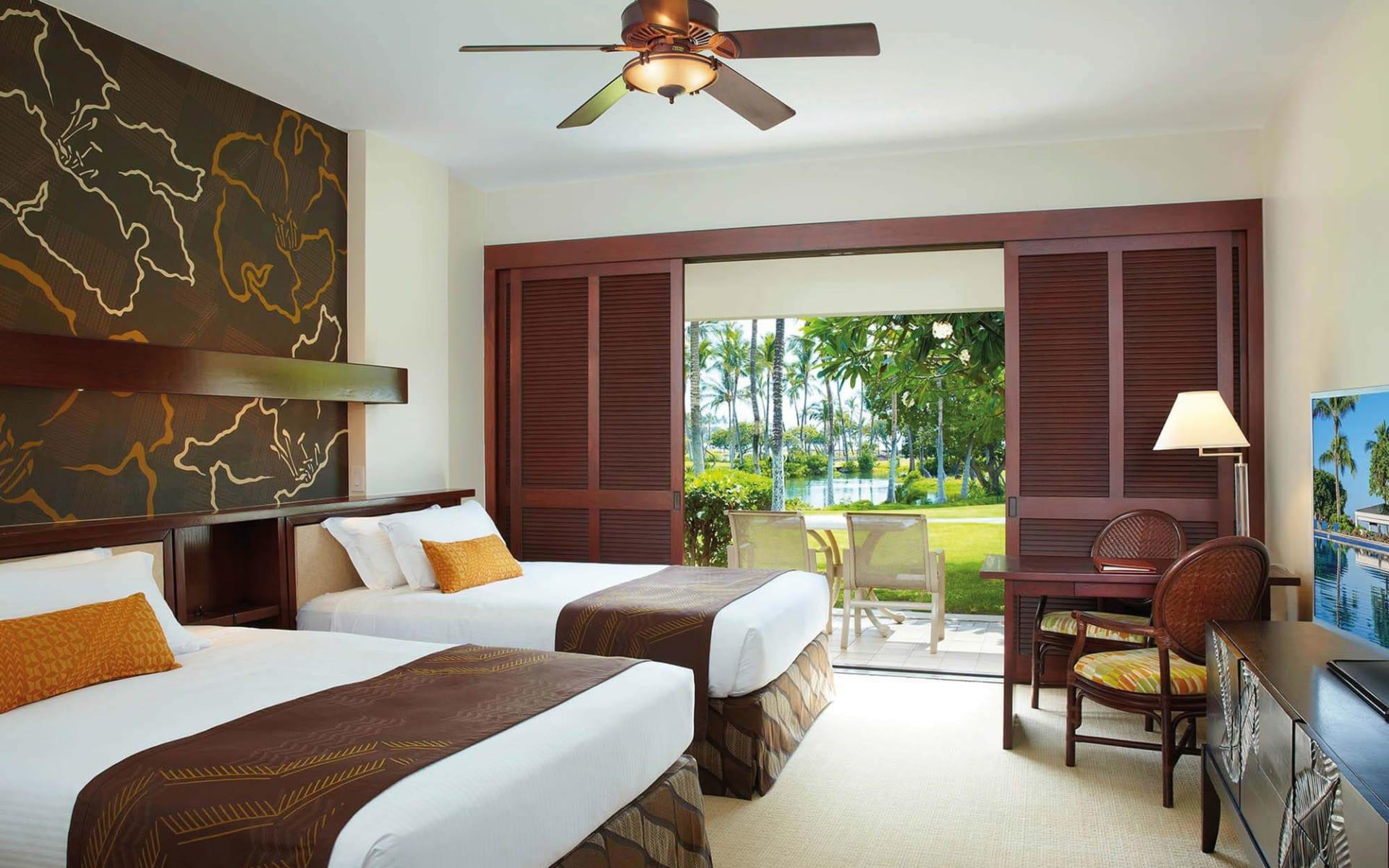 Mauna Lani Bay Hotel in Kamuela:  Mauna Lani Bay Hotel - Hotelzimmer