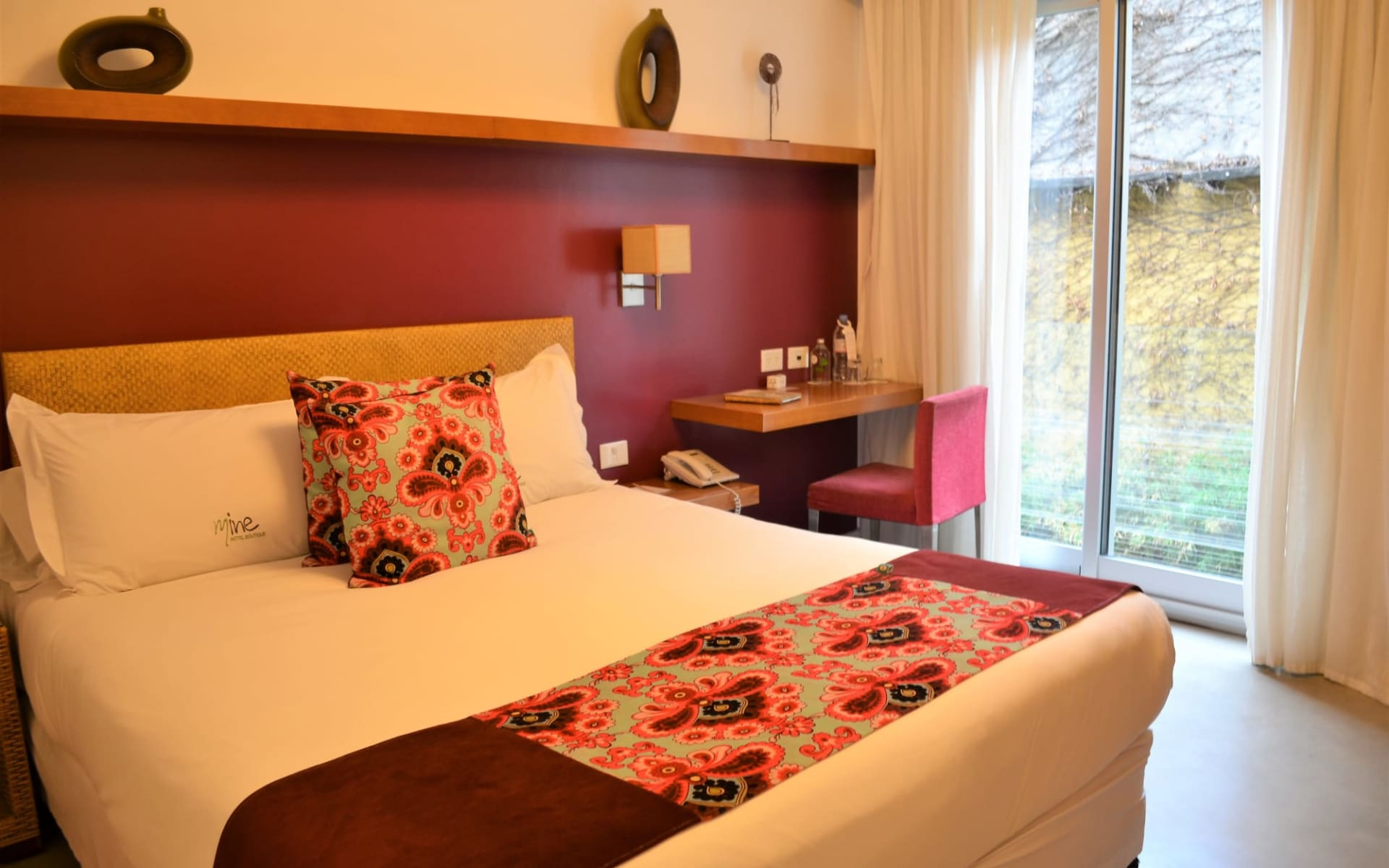 Mine Boutique Hotel in Buenos Aires:  Mine Boutique - Classic queen 1