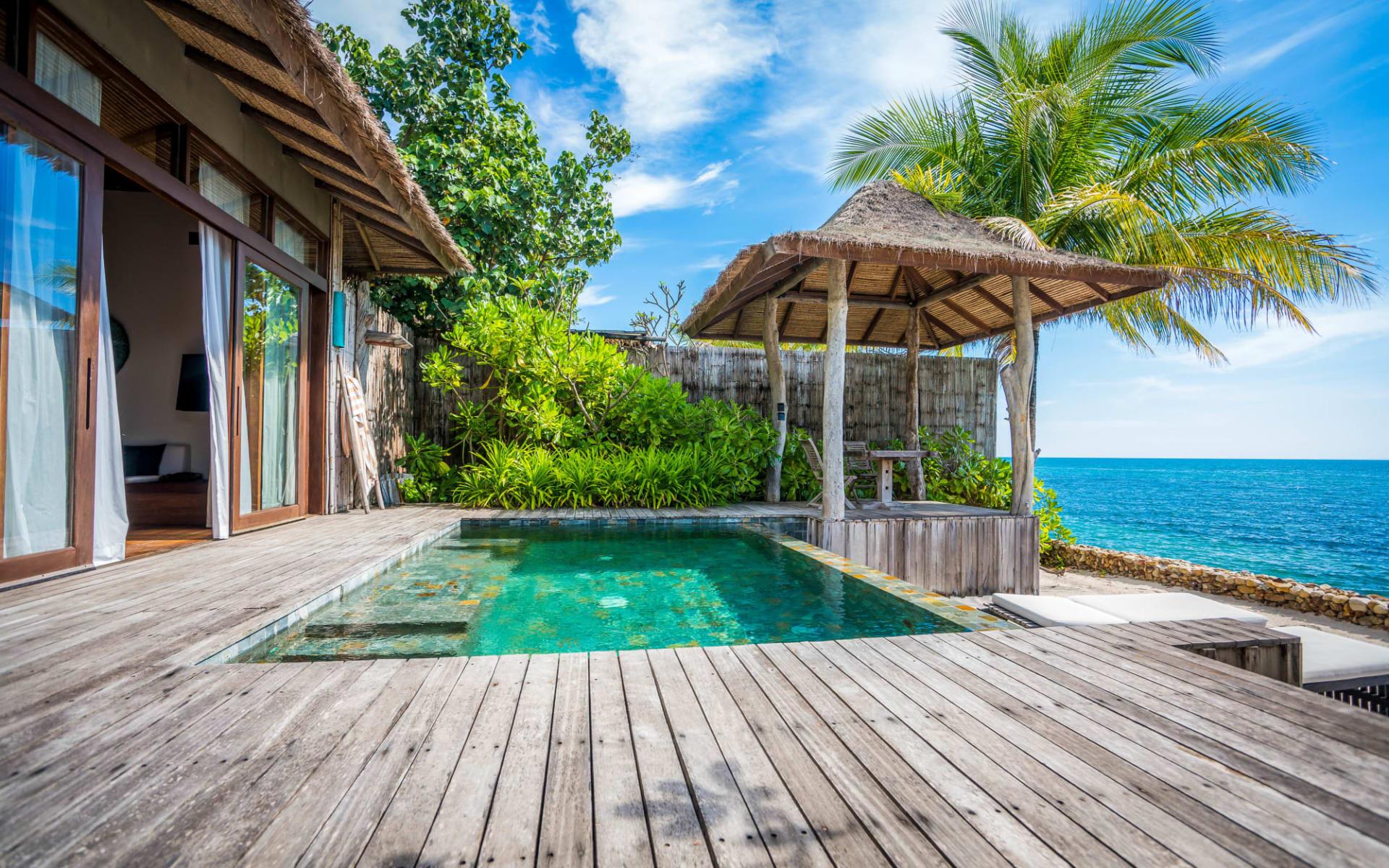 Song Saa Private Island in Sihanoukville & Inseln: Ocean View 1 Bedroom Villa