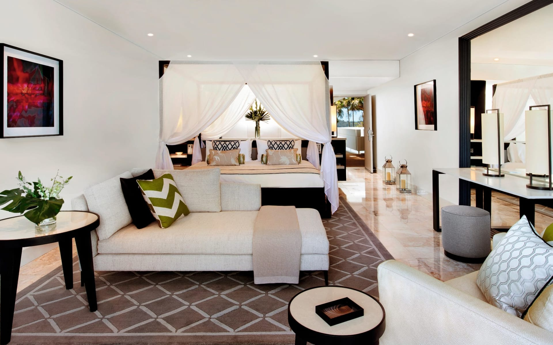 Intercontinental Hayman Island Resort:  One&Only Hayman Island - Lagoon Room