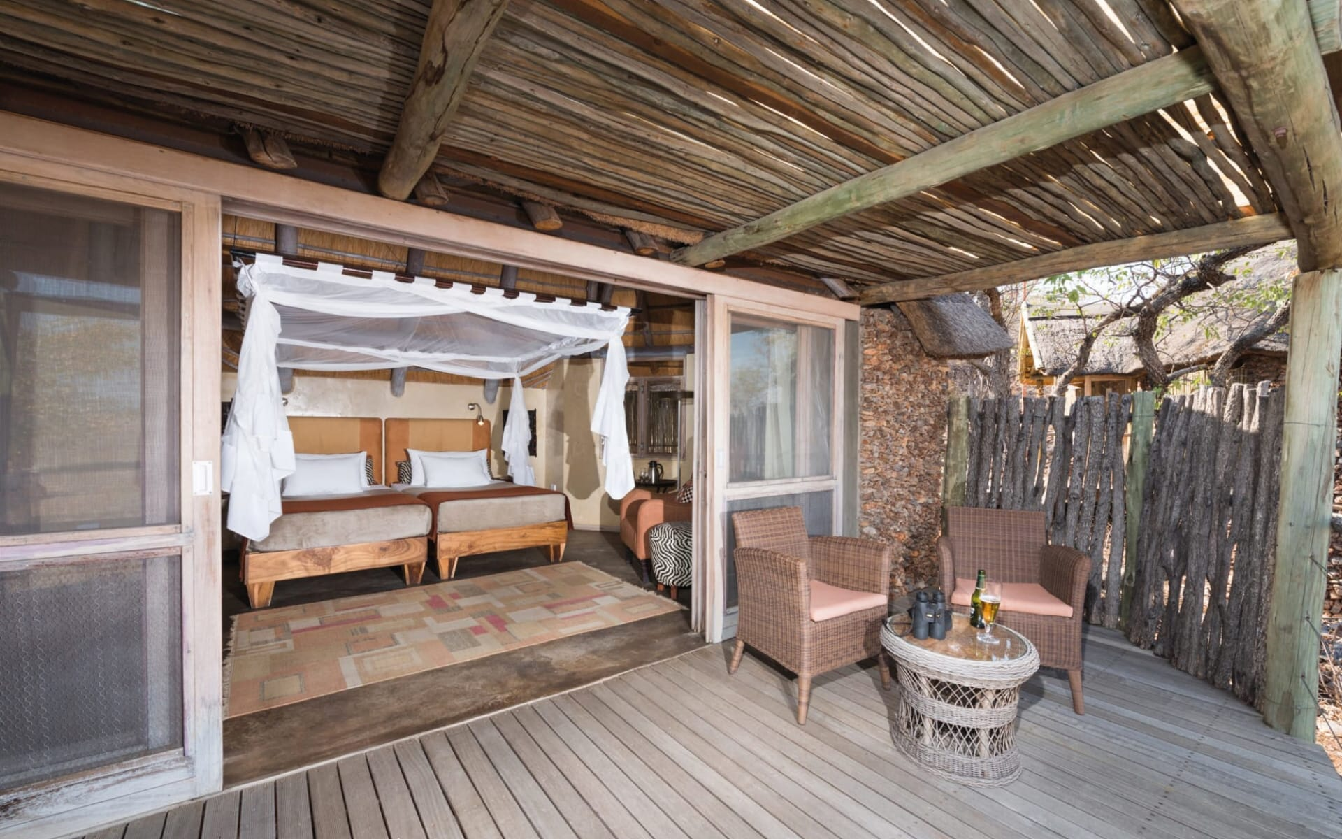 Ongava Lodge in Etosha Nationalpark: Ongava Lodge