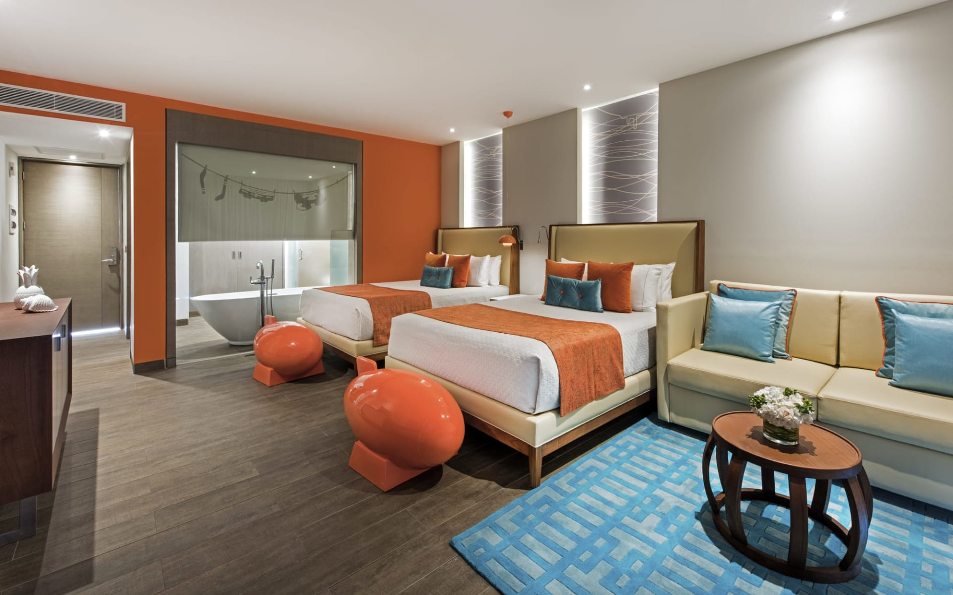 Nickelodeon Hotel & Resorts in Punta Cana:  Pad Suite _NRPC