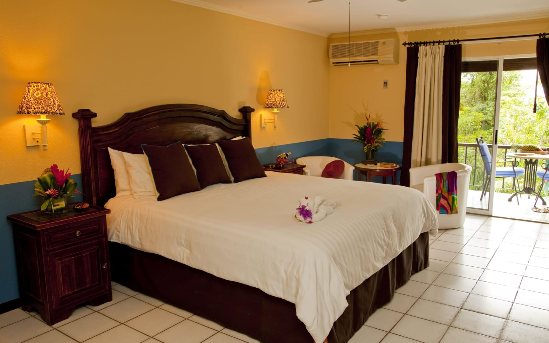 Parador Resort Spa in Manuel Antonio:  Parador Resort Spa-Garden Plus Room1