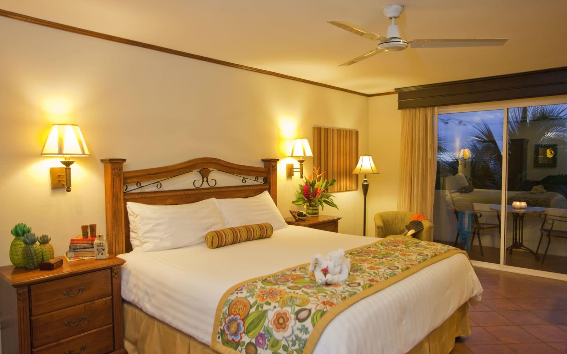 Parador Resort Spa in Manuel Antonio:  Parador Resort Spa-Tropical Room