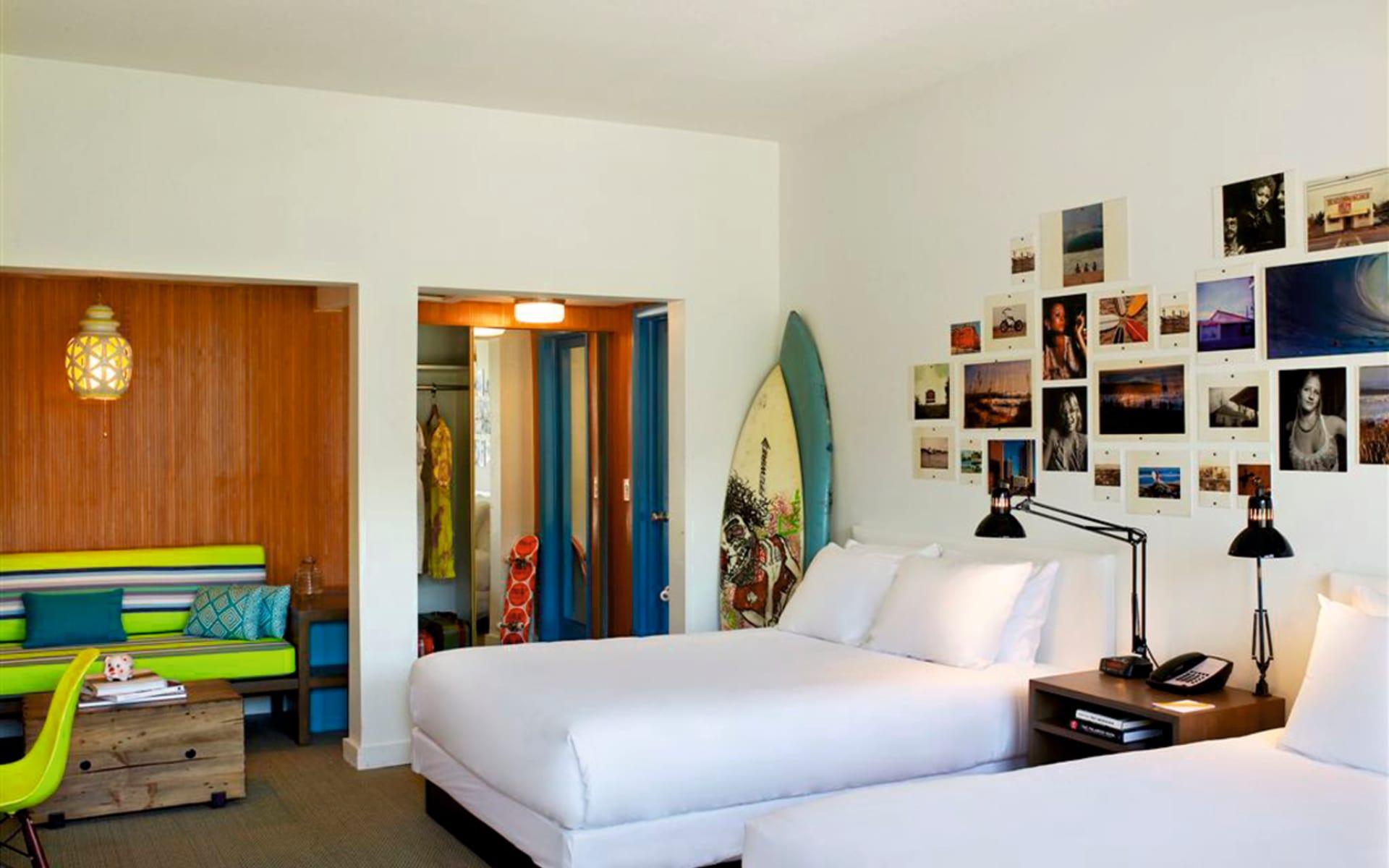 Postcard Inn on the Beach in St. Pete Beach:  postcard inn on the beach doppelzimmer