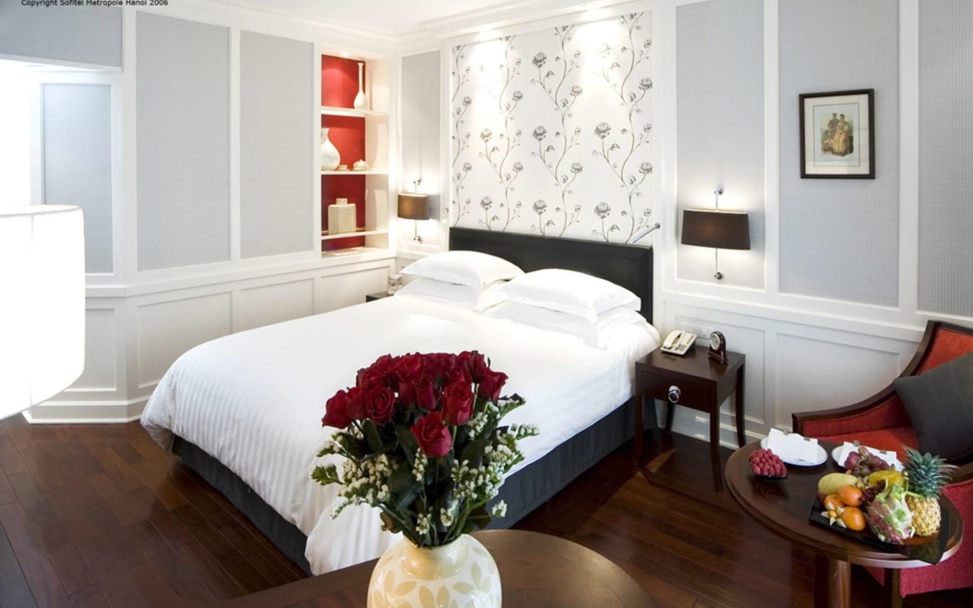 Sofitel Legend Metropole in Hanoi: Premium Room (Contemporary Opera Wing)