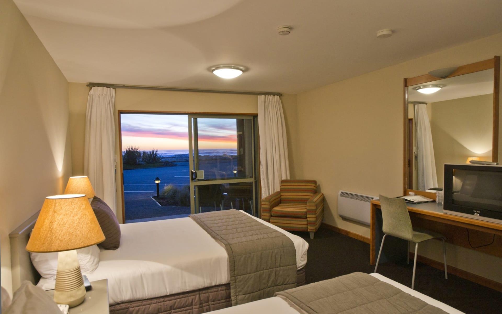 Punakaiki Resort:  Punakaiki Resort - Hotel Room