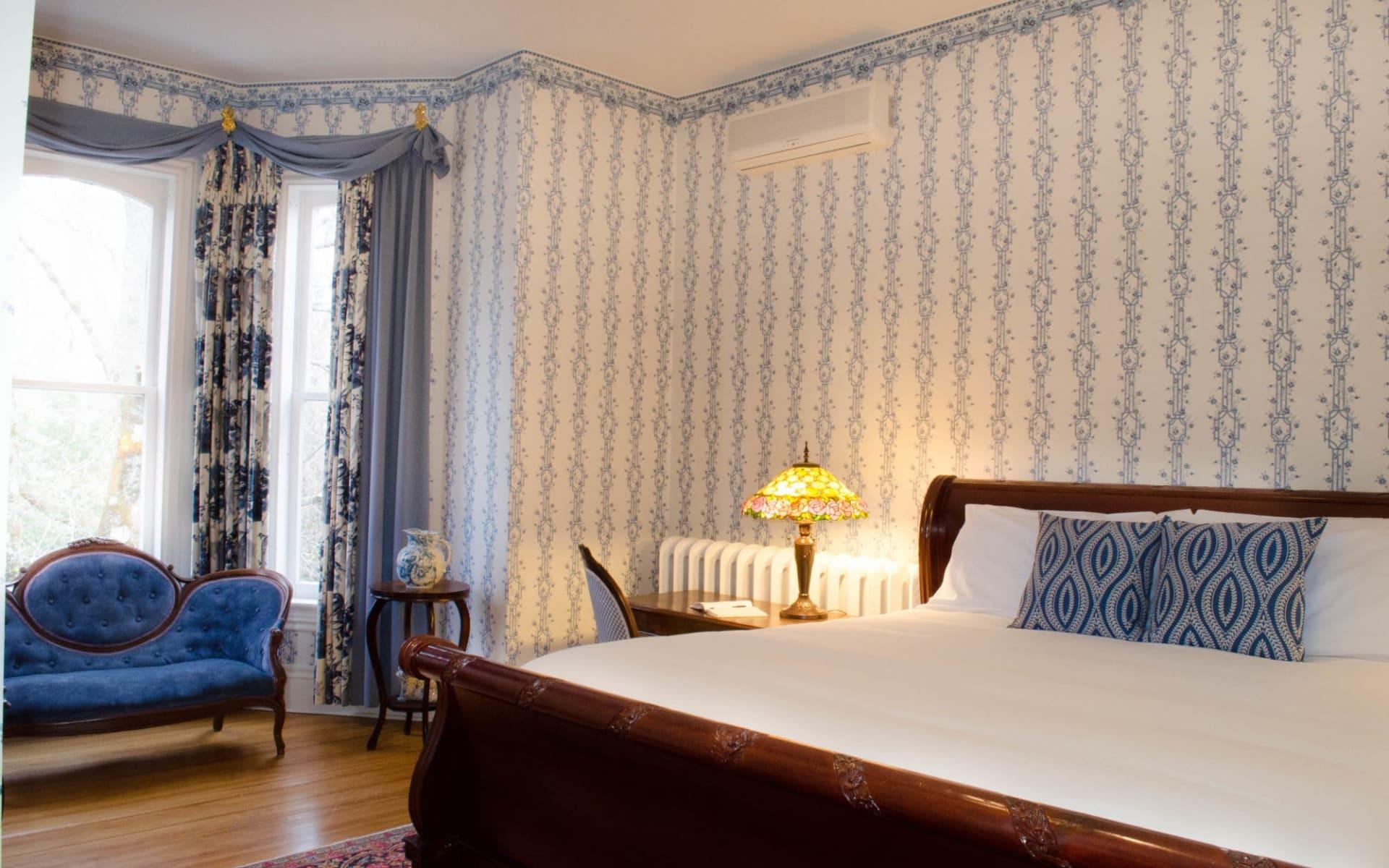 Queen Anne Inn in Annapolis Royal: Standard Zimmer 1