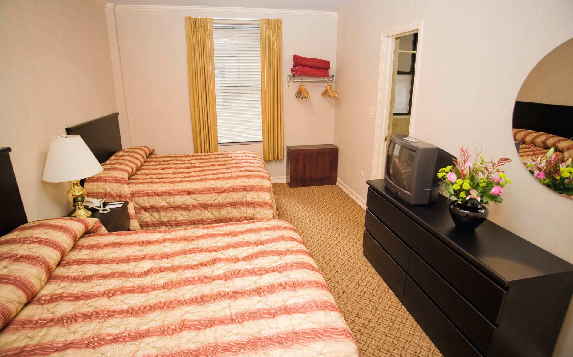 Radio City Apartments in New York - Manhattan:  Radio City Apartment - Bedroom