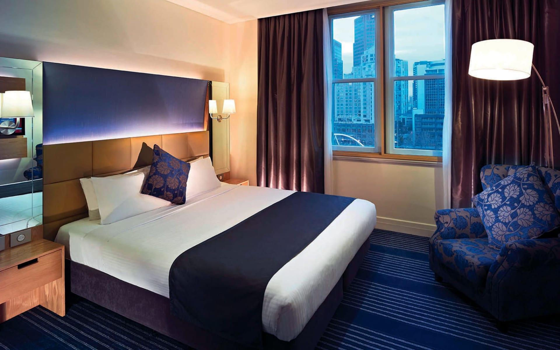 Rendezvous Hotel Melbourne:  Rendezvous Hotel Melbourne - Deluxe Room