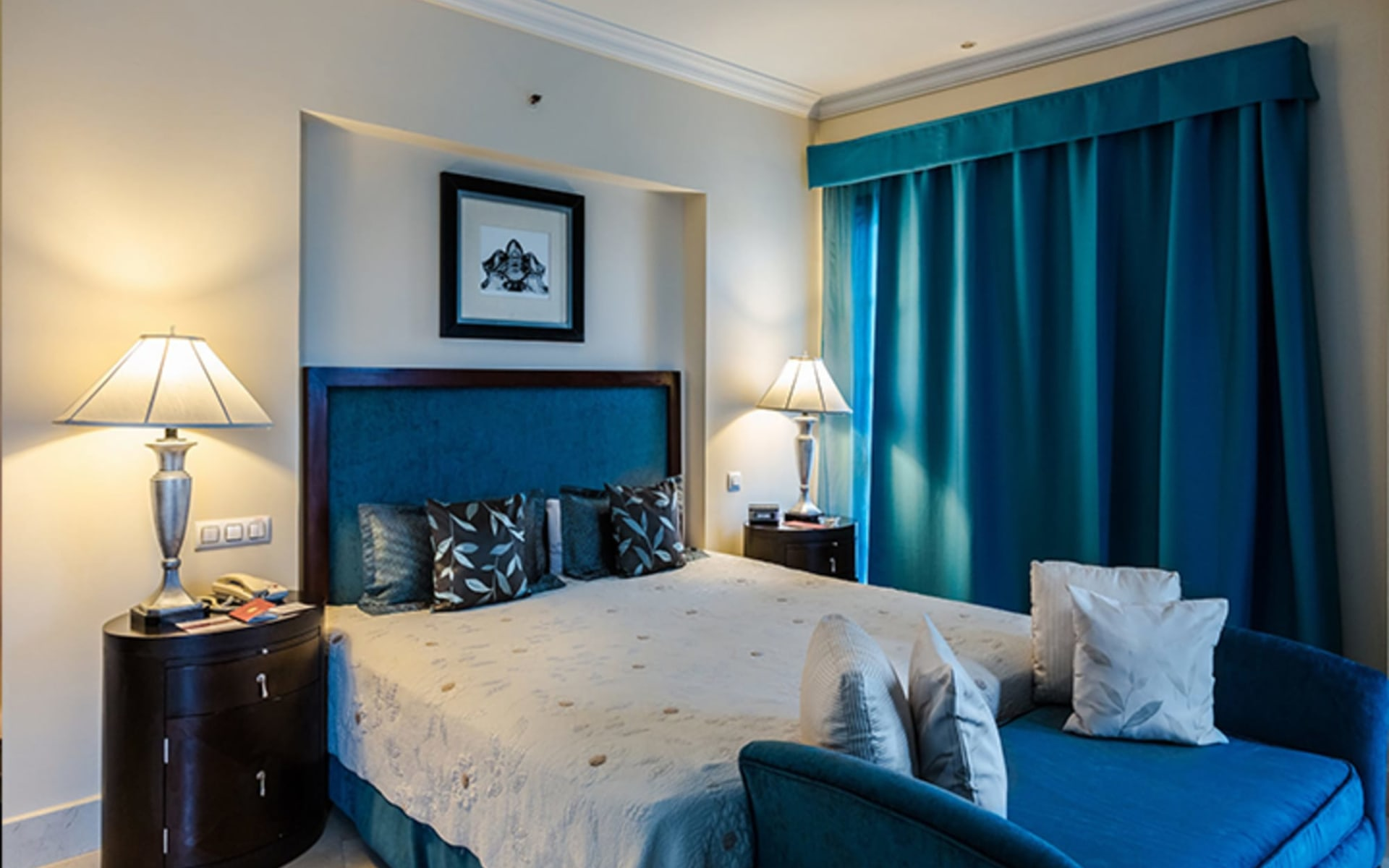 Saratoga Hotel in Havanna:  Saratoga Suite Capitolio_1