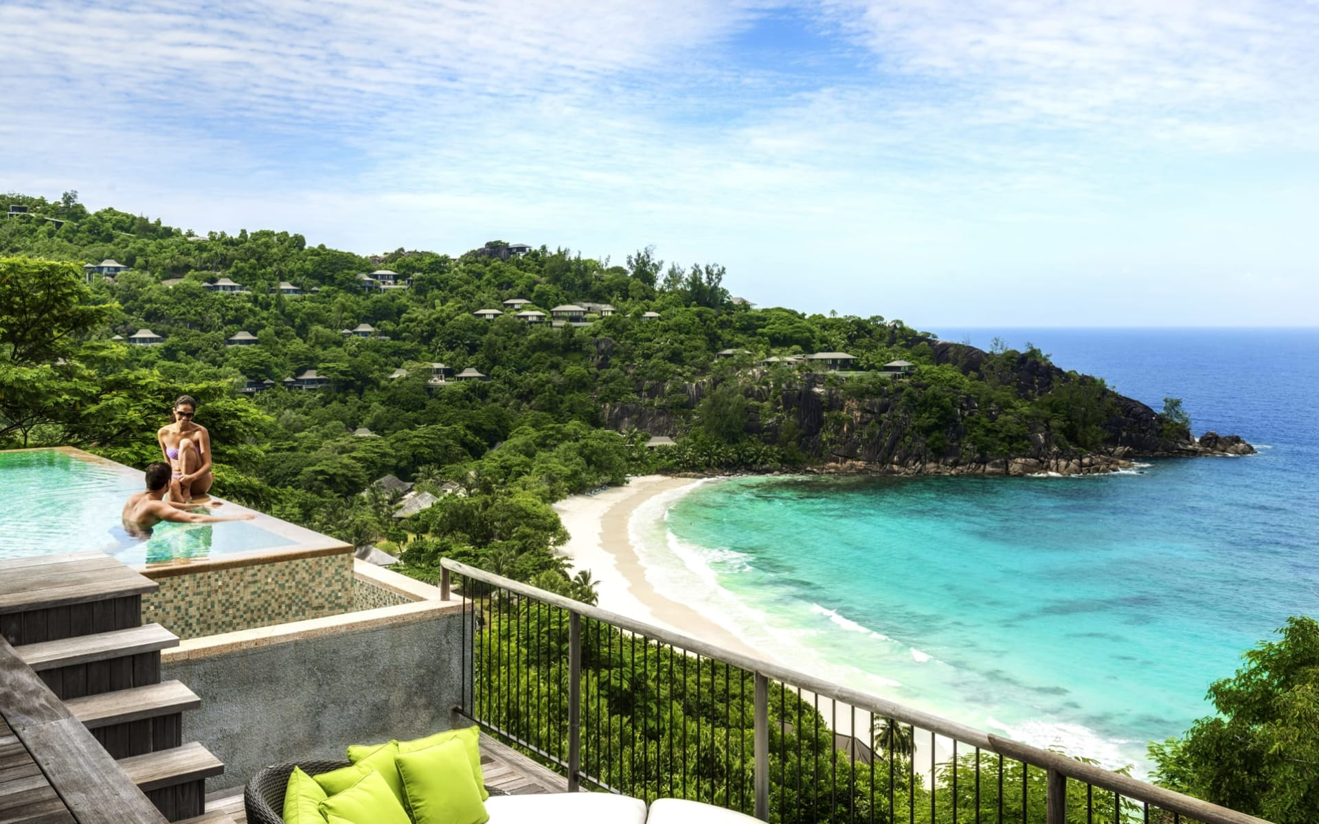 Four Seasons Resort Seychelles in Mahé: Serenity Villa