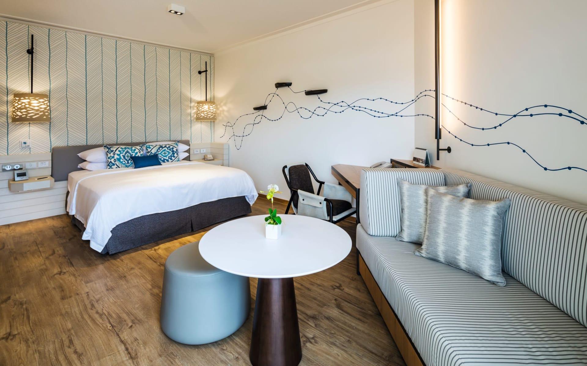 Shangri-La Hotel The Marina Cairns:  Shangri-La Hotel The Marina Cairns - Deluxe Sea View 2018