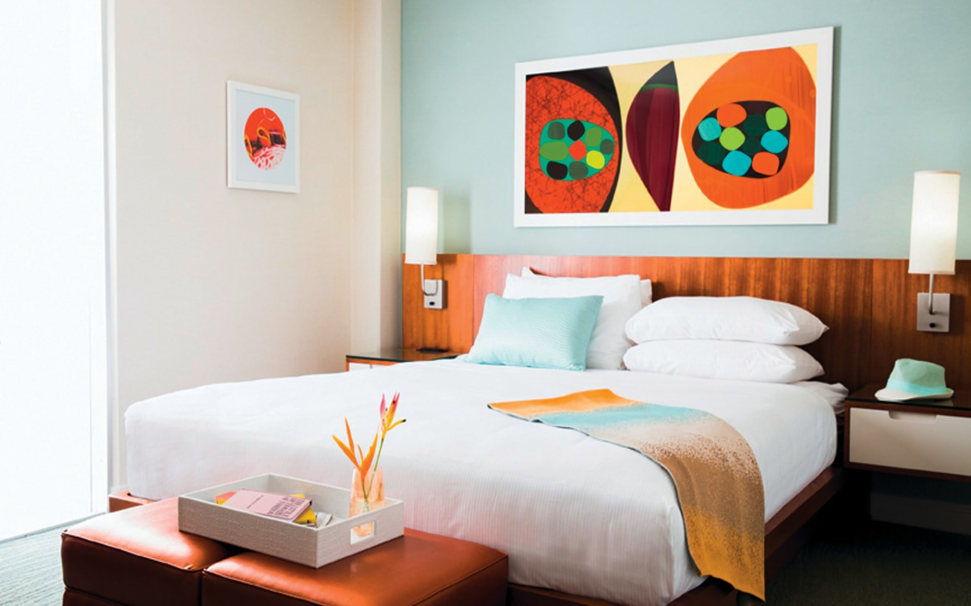 Shoreline Hotel in Honolulu - Oahu:  Shoreline Hotel - Hotelzimmer