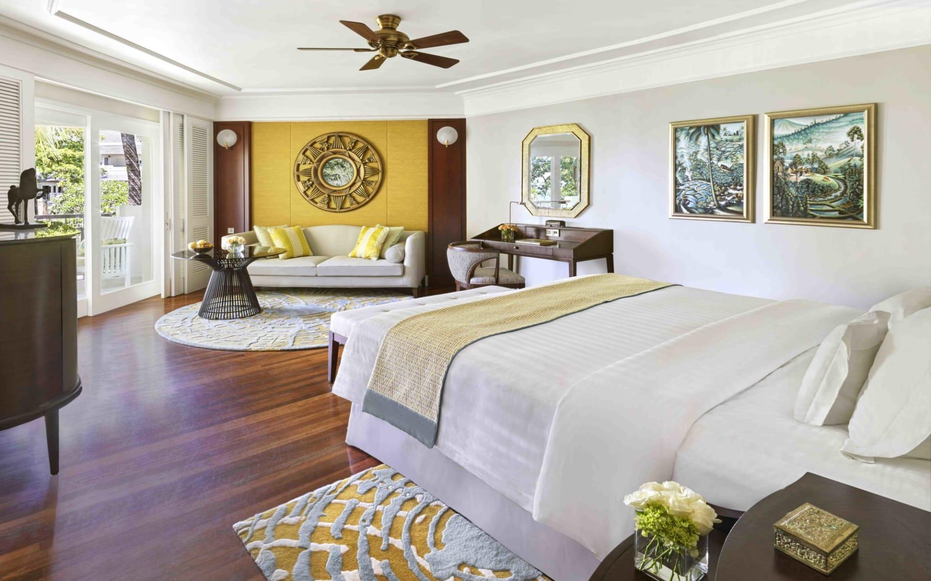 InterContinental Bali Resort in Südbali: Singaraja Spa