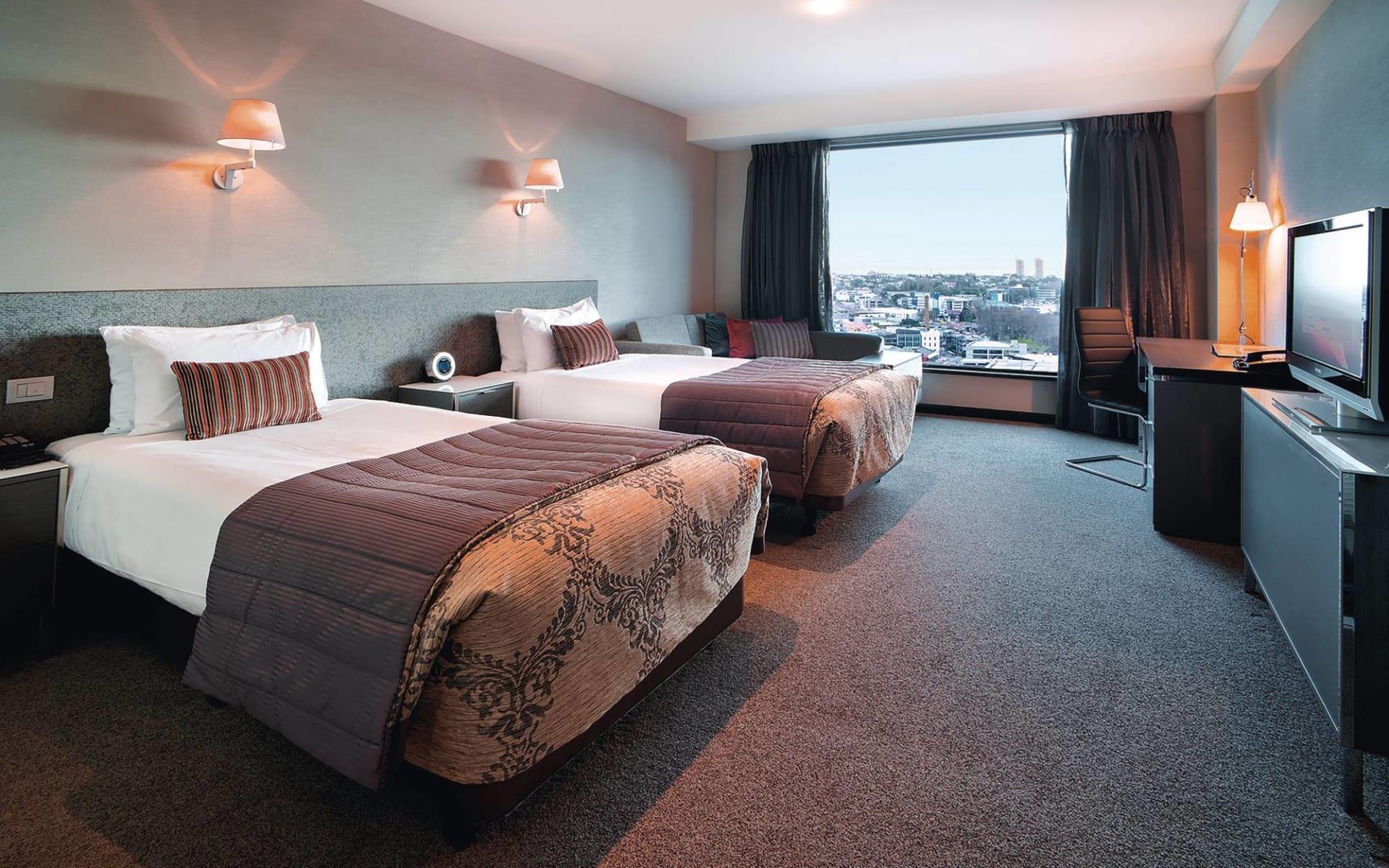 Skycity Hotel Auckland:  Skycity Hotel Auckland - Deluxe Room