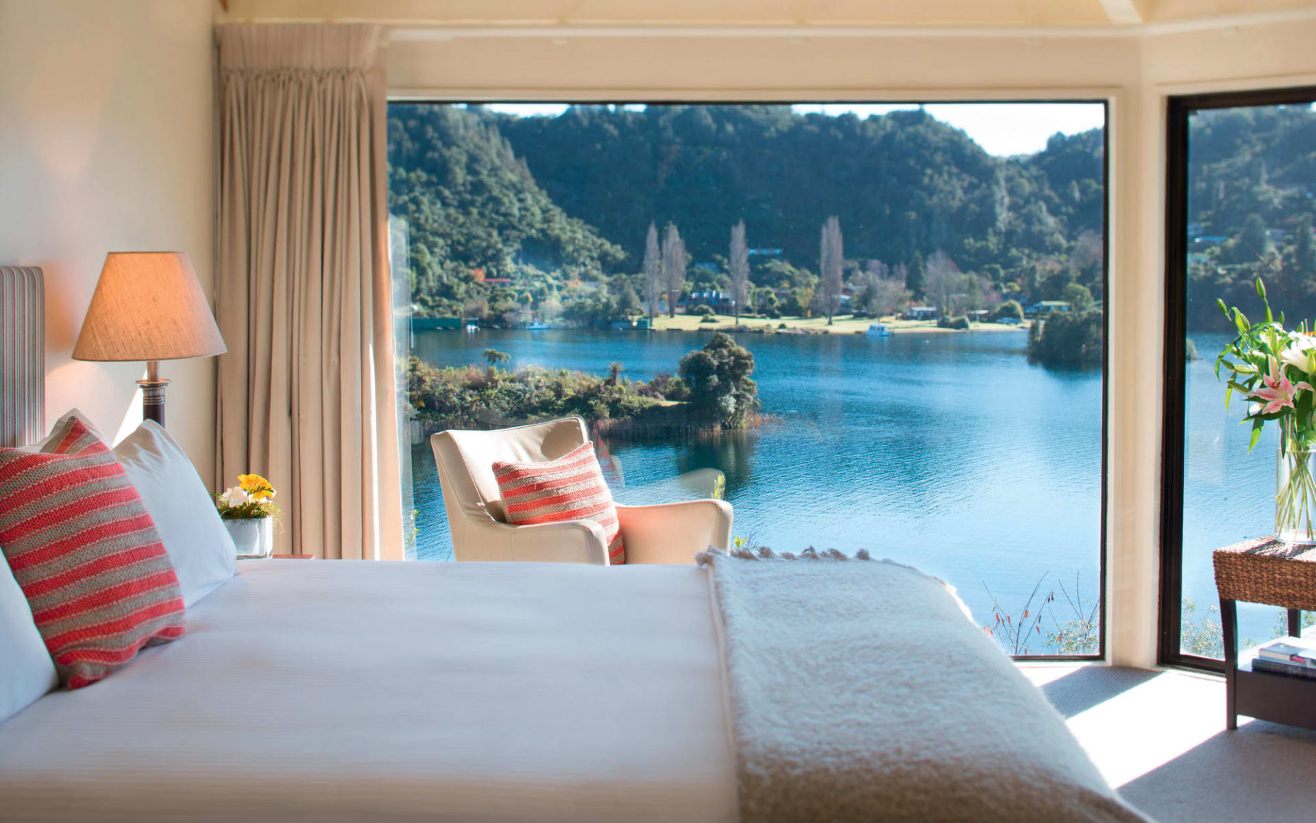 Solitaire Lodge in Rotorua:  Solitaire Lodge - Executive Suite