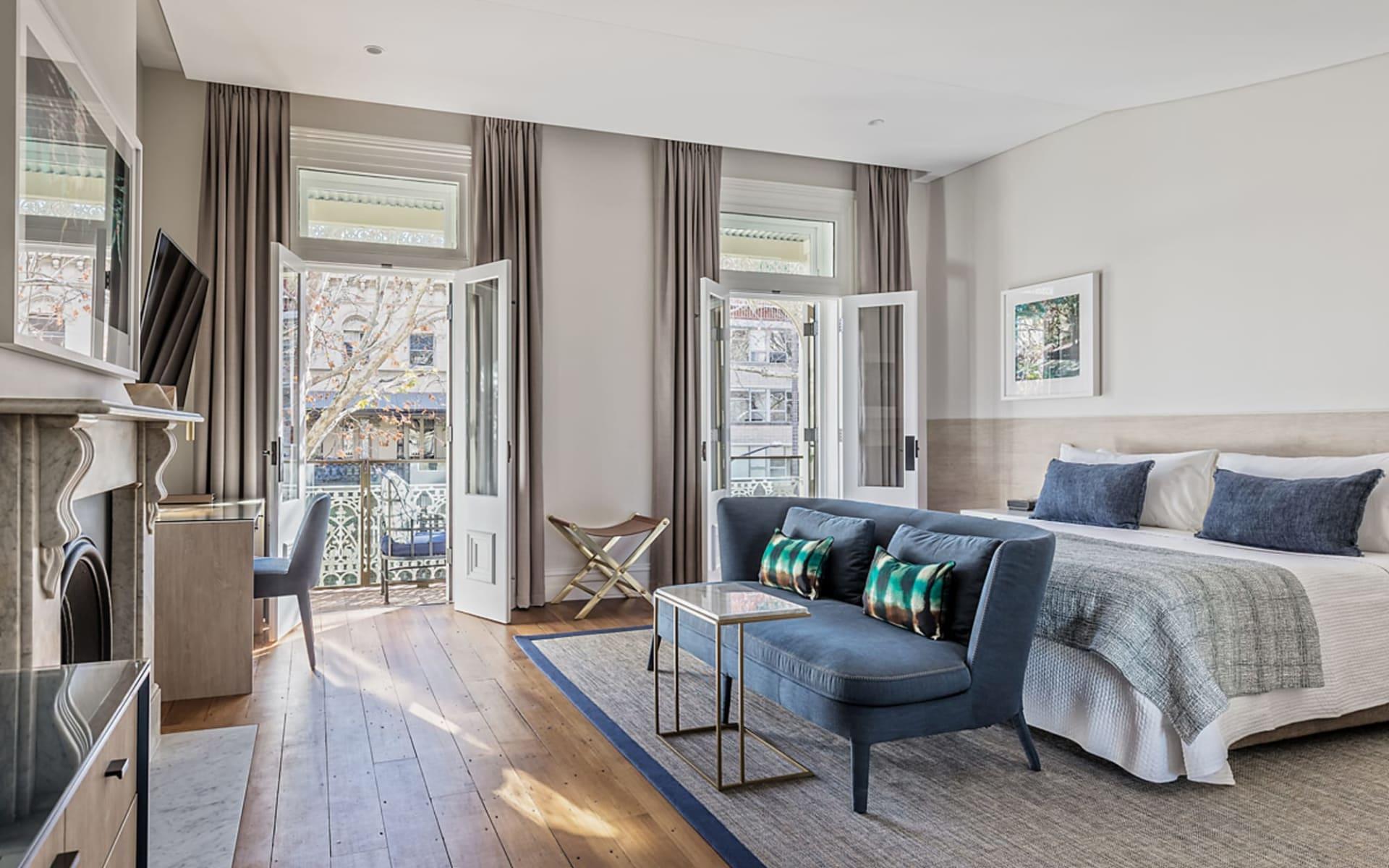 Spicers Potts Point Sydney:  Spicers Potts Point Sydney New South Wales Australien  Victoria Terrace Suite 2018