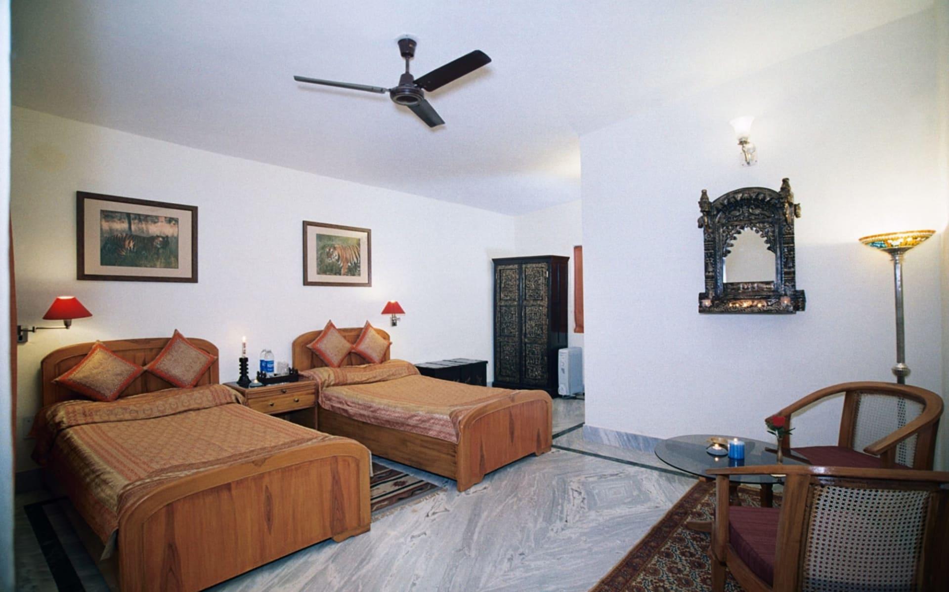 Tiger's Den Resort in Bandhavgarh: Standard Cottage