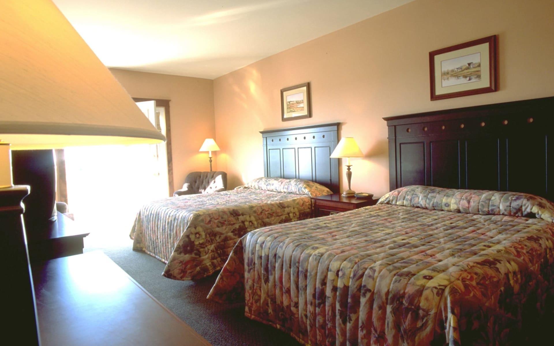 Rodd Crowbush Golf & Beach Resort in Morrel: Standard Twin Zimmer
