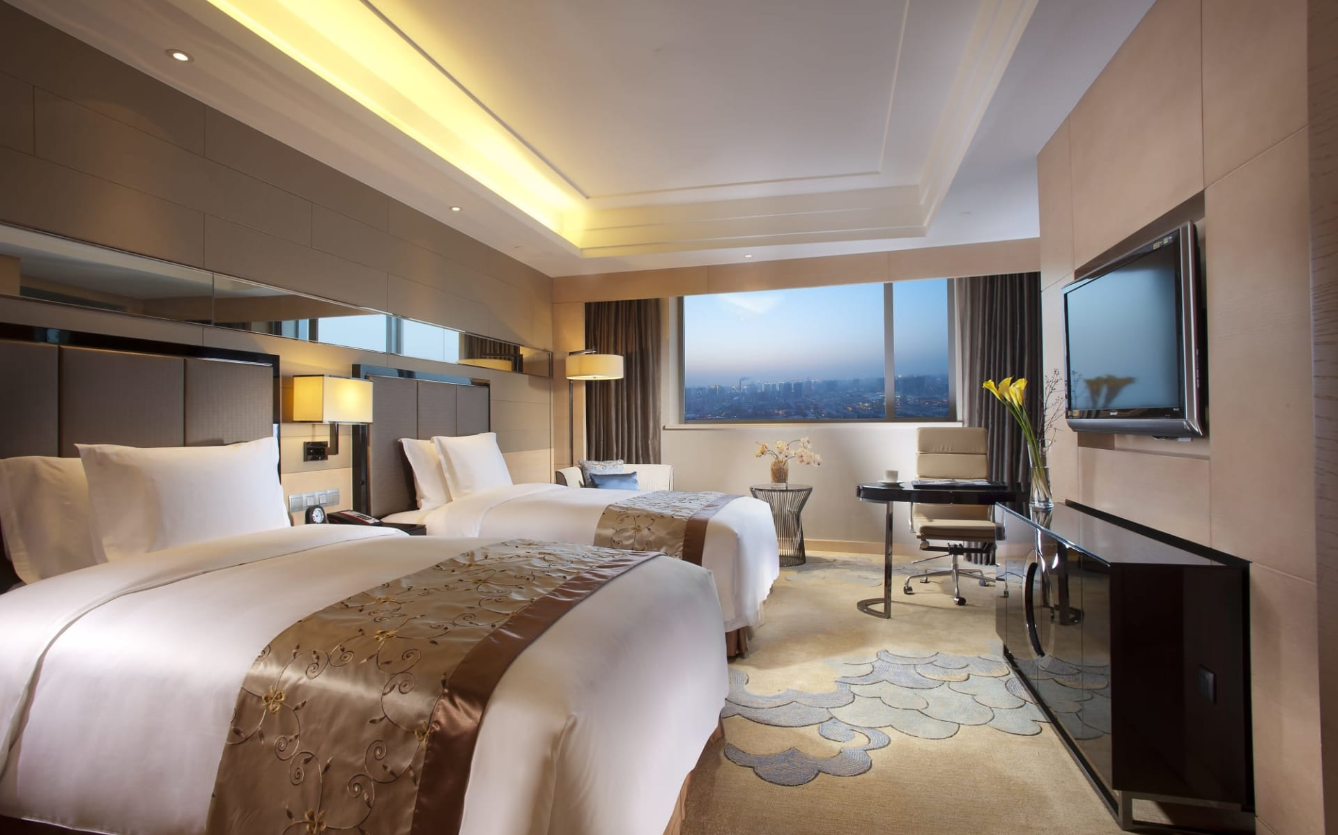 Crowne Plaza in Xian: Superior