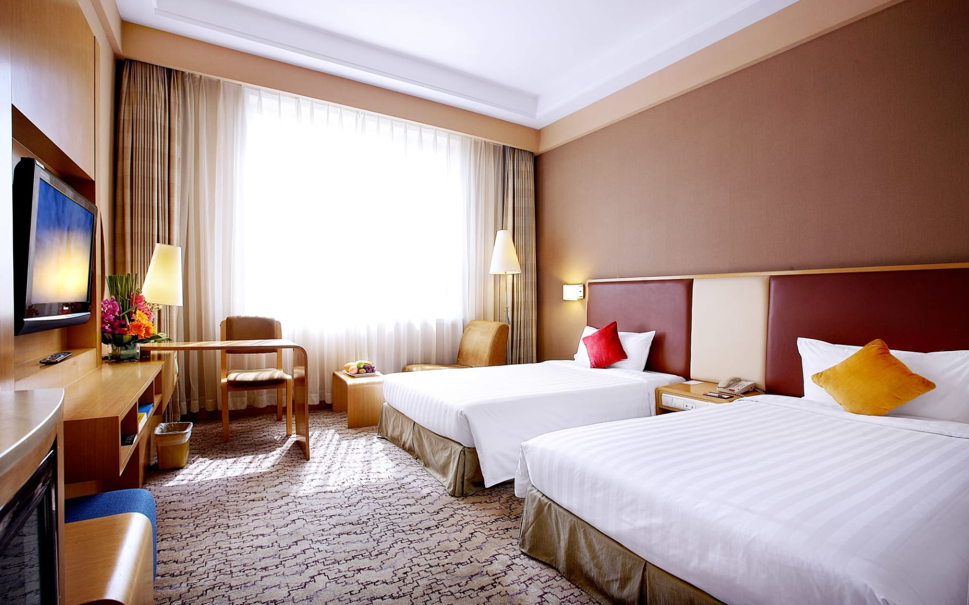 Novotel Beijing Xin Qiao in Peking: Superior Twin