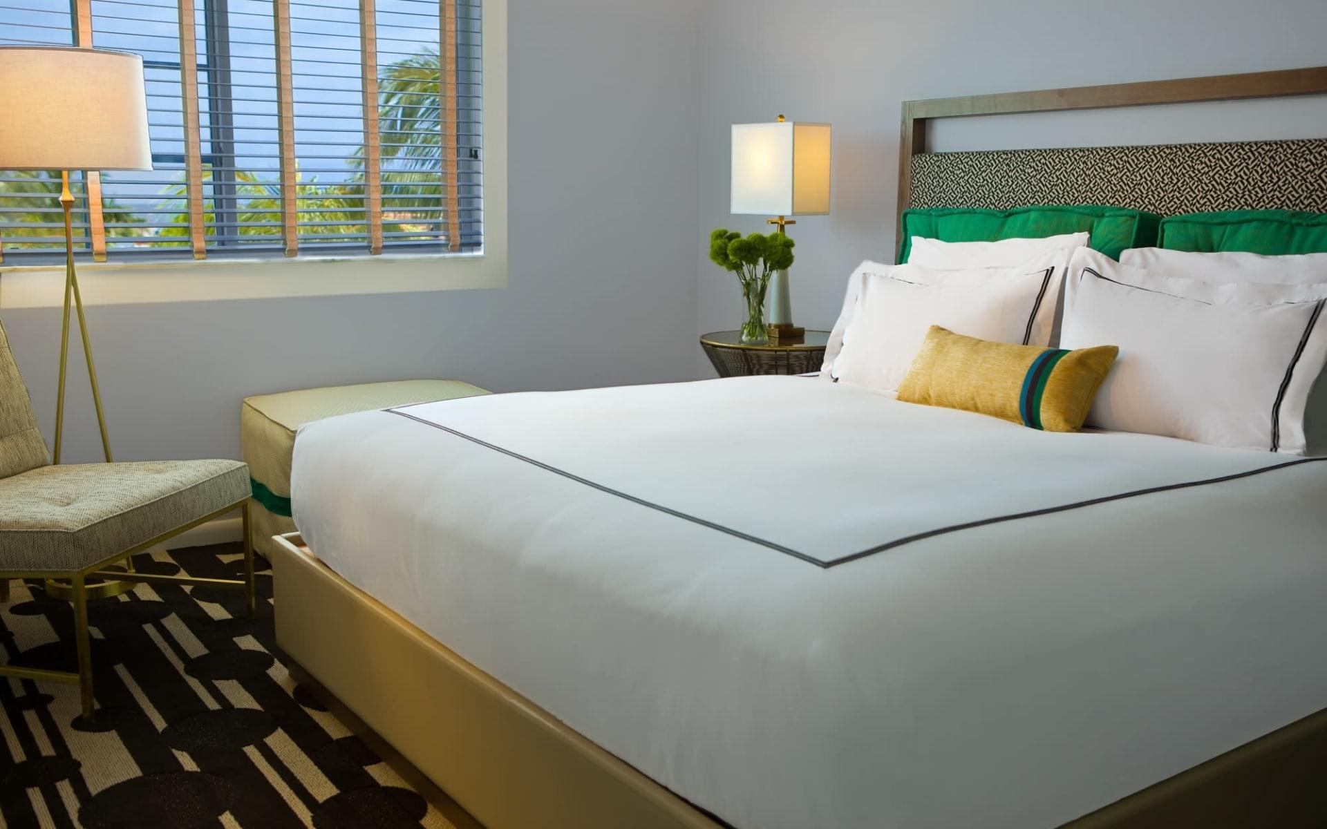 Kimpton Surfcomber Hotel in Miami Beach:  Surfcomber MIA -  Double