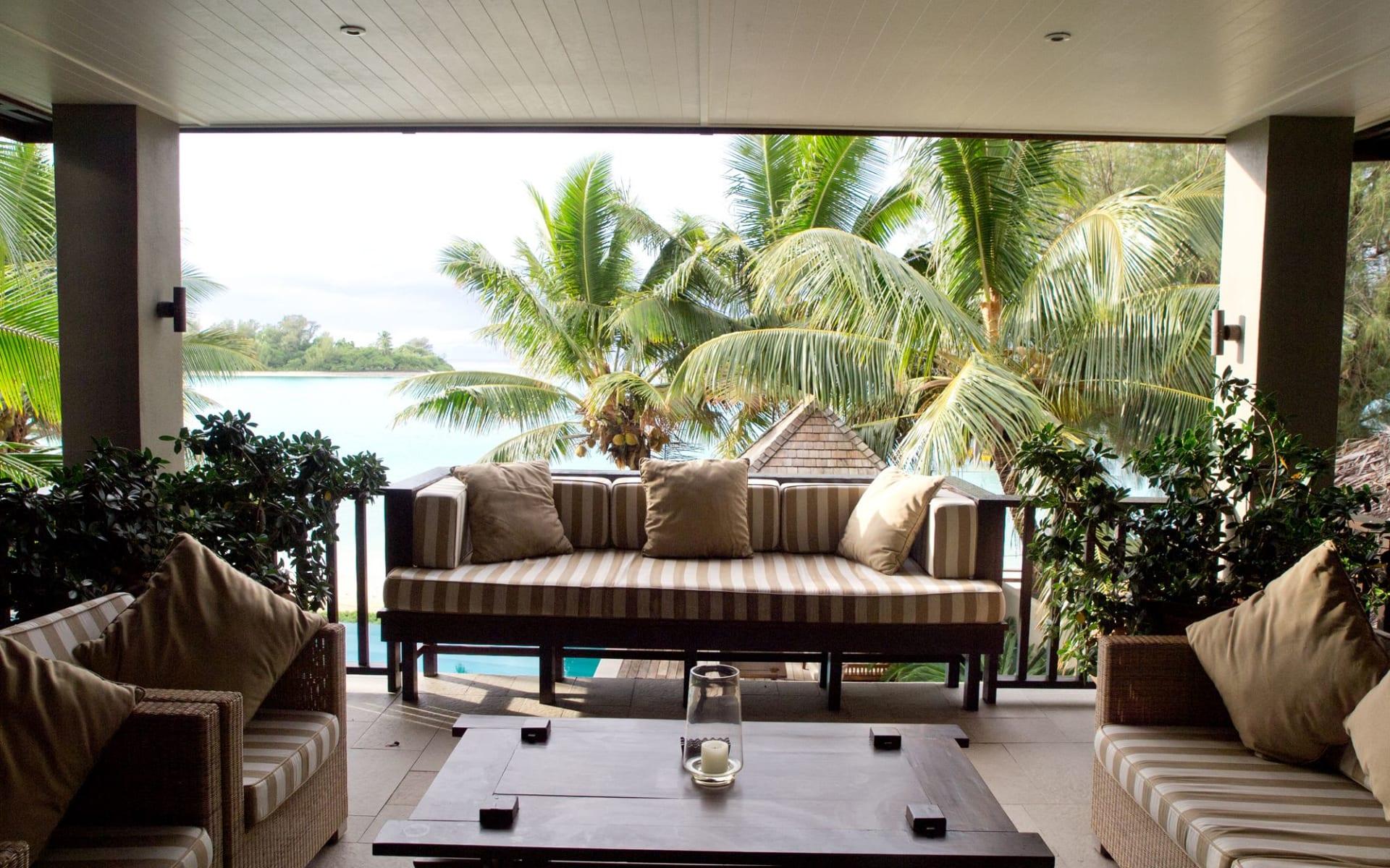 Te Vakaroa Villas in Rarotonga:  Te-Vakaroa-Villas-2-Bedroom-Villa-