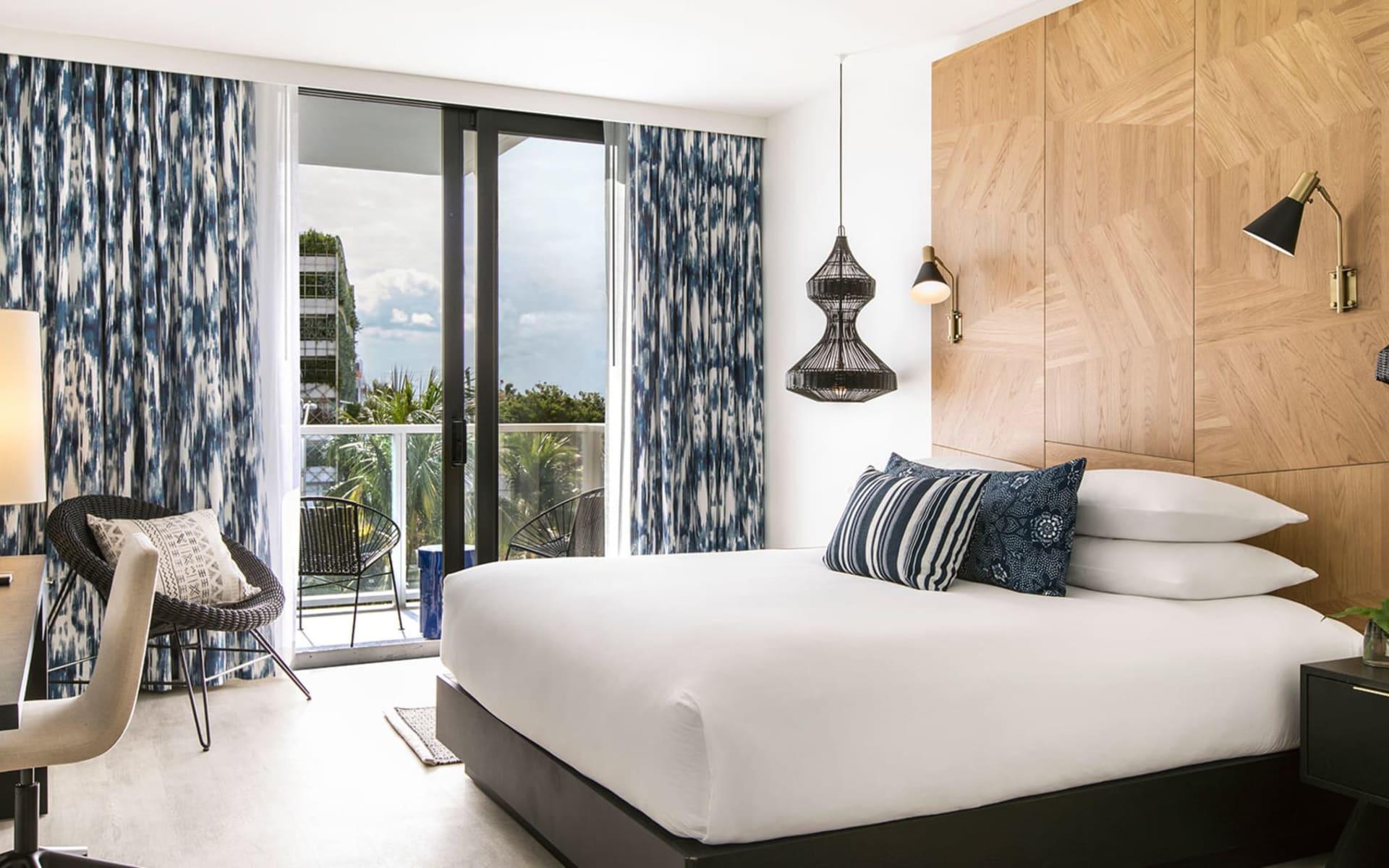 Kimpton Angler's Hotel South Beach in Miami Beach:  The Anglers - Studio