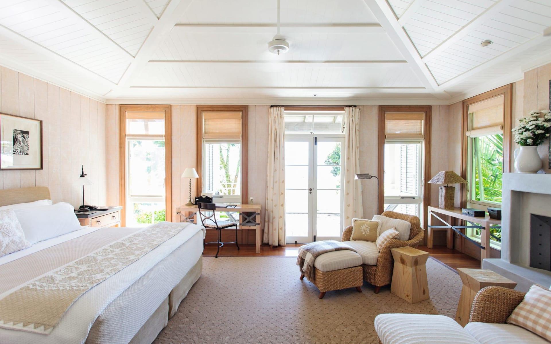 The Lodge at Kauri Cliffs in Matauri Bay:  The Lodge at Kauri Cliffs - Suite