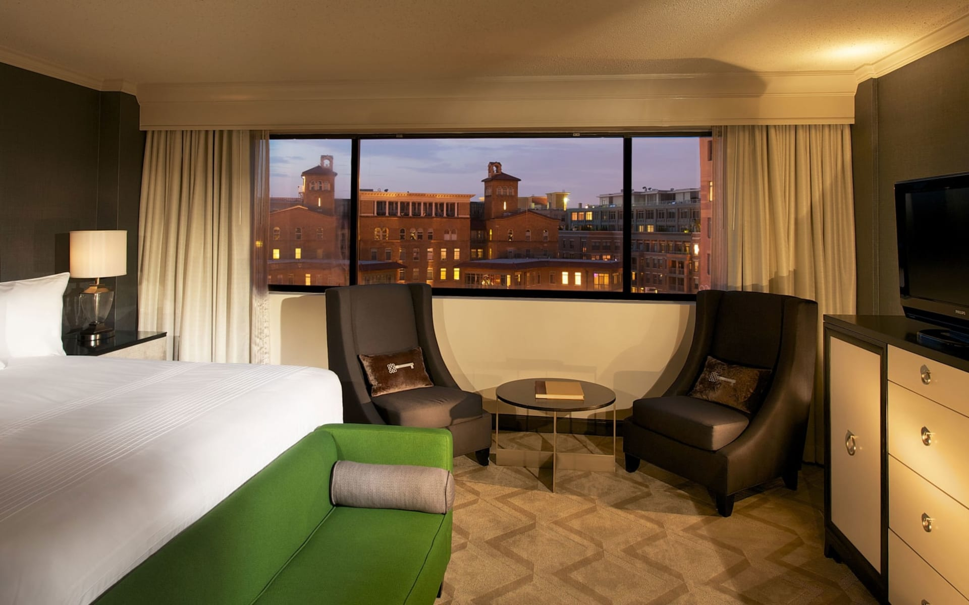 Melrose Georgetown Hotel in Washington D.C.: Room_The Melrose Georgetown_melrose_Bonotel