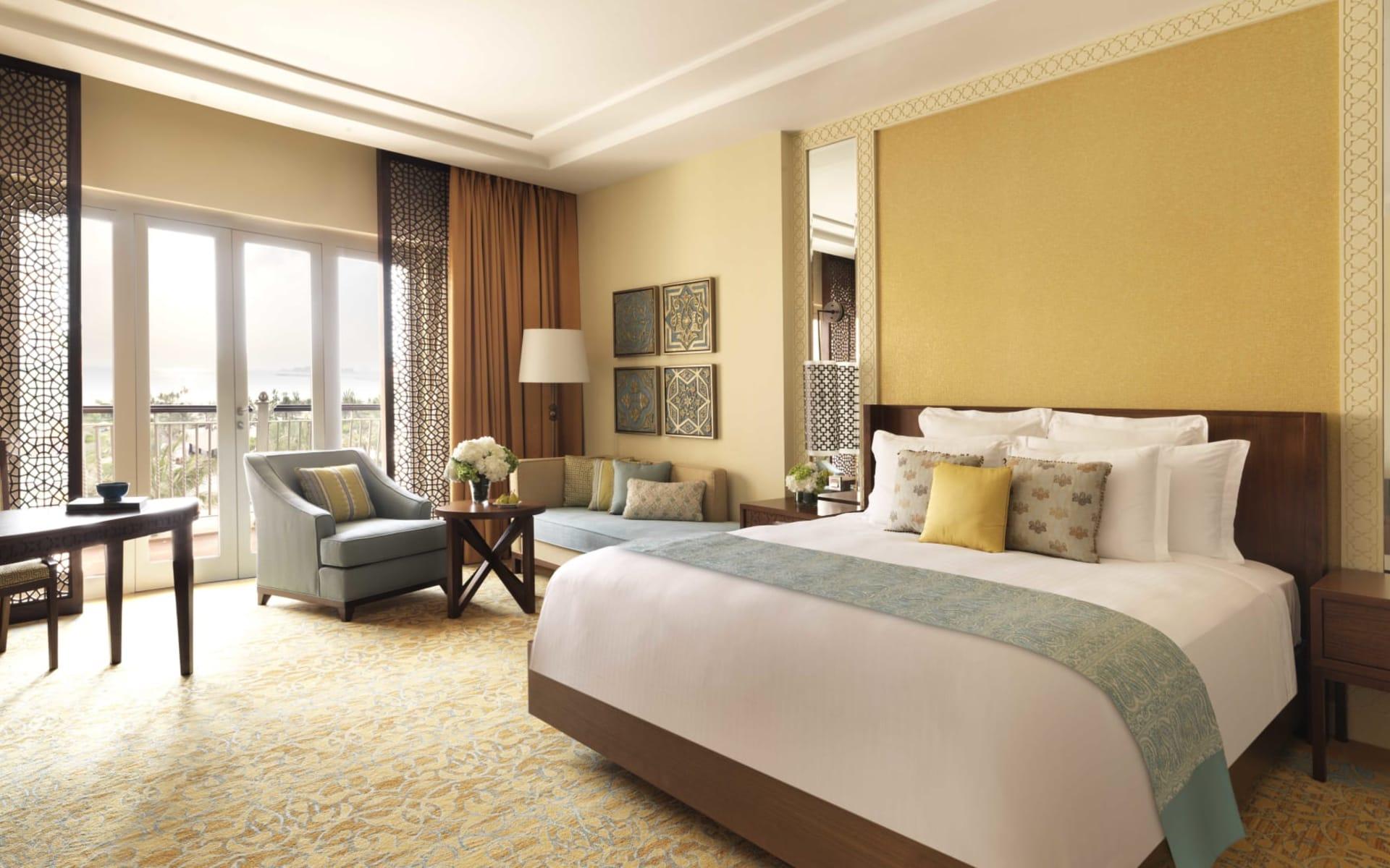 The Ritz Carlton Dubai:  The Ritz Carlton Dubai - Deluxe Room