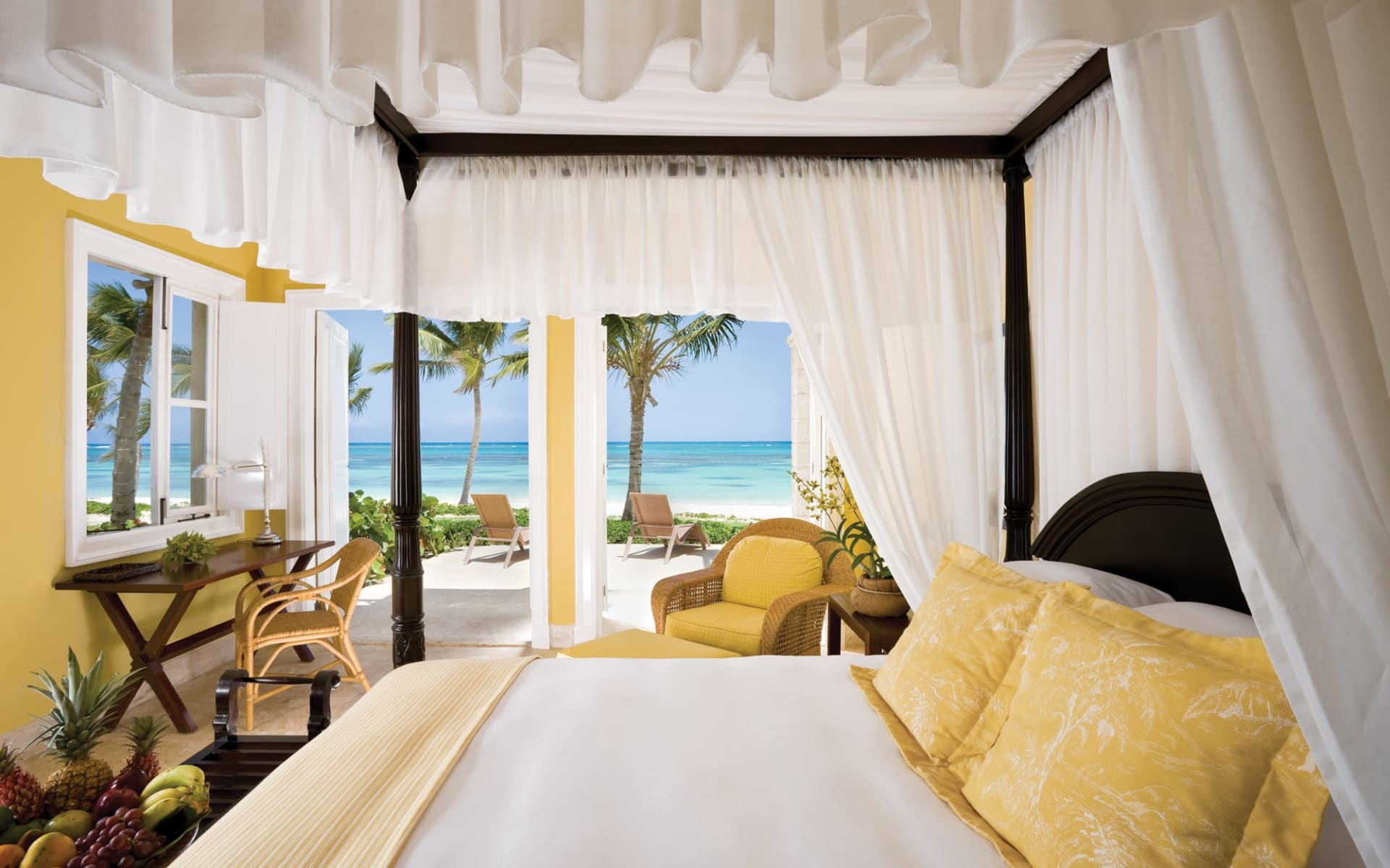 Tortuga Bay Hotel in Punta Cana:  Tortuga Bay Hotel - Hotelzimmer