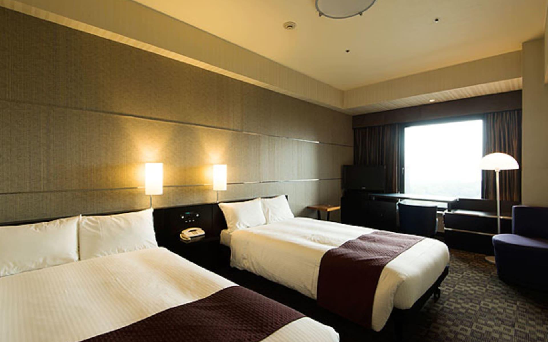 Villa Fontaine Shiodome in Tokio: Twin Room